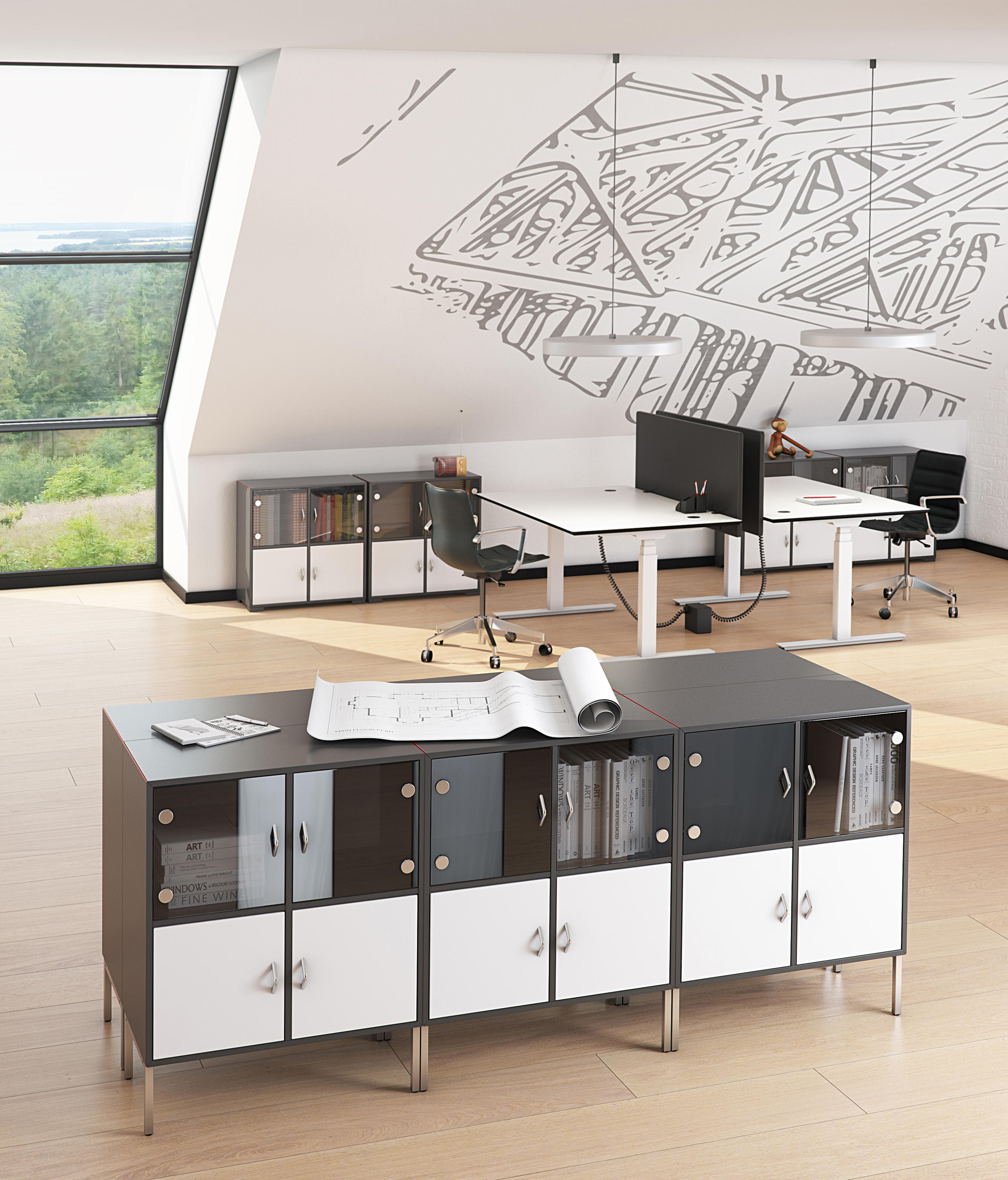 V Storage Sideboards From Cube Design Architonic