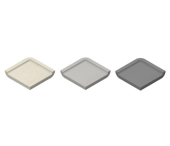 pro architectura shower tray construction trims from villeroy boch fliesen architonic. Black Bedroom Furniture Sets. Home Design Ideas
