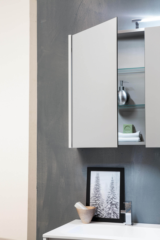 Doppel waschtischunterschrank design for Design waschtischunterschrank