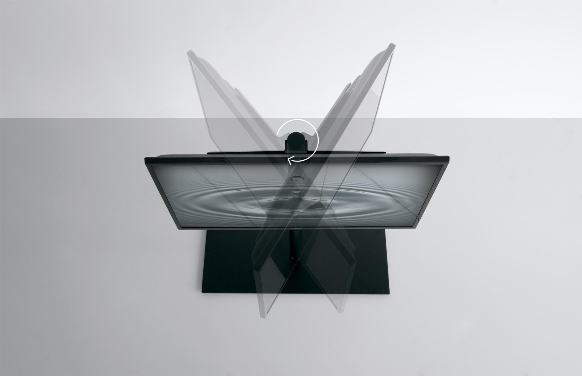 spin 360 sn01 multimedia st nder von extendo architonic. Black Bedroom Furniture Sets. Home Design Ideas