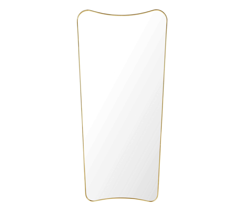 Gubi Spiegel f a 33 mirror length mirrors from gubi architonic