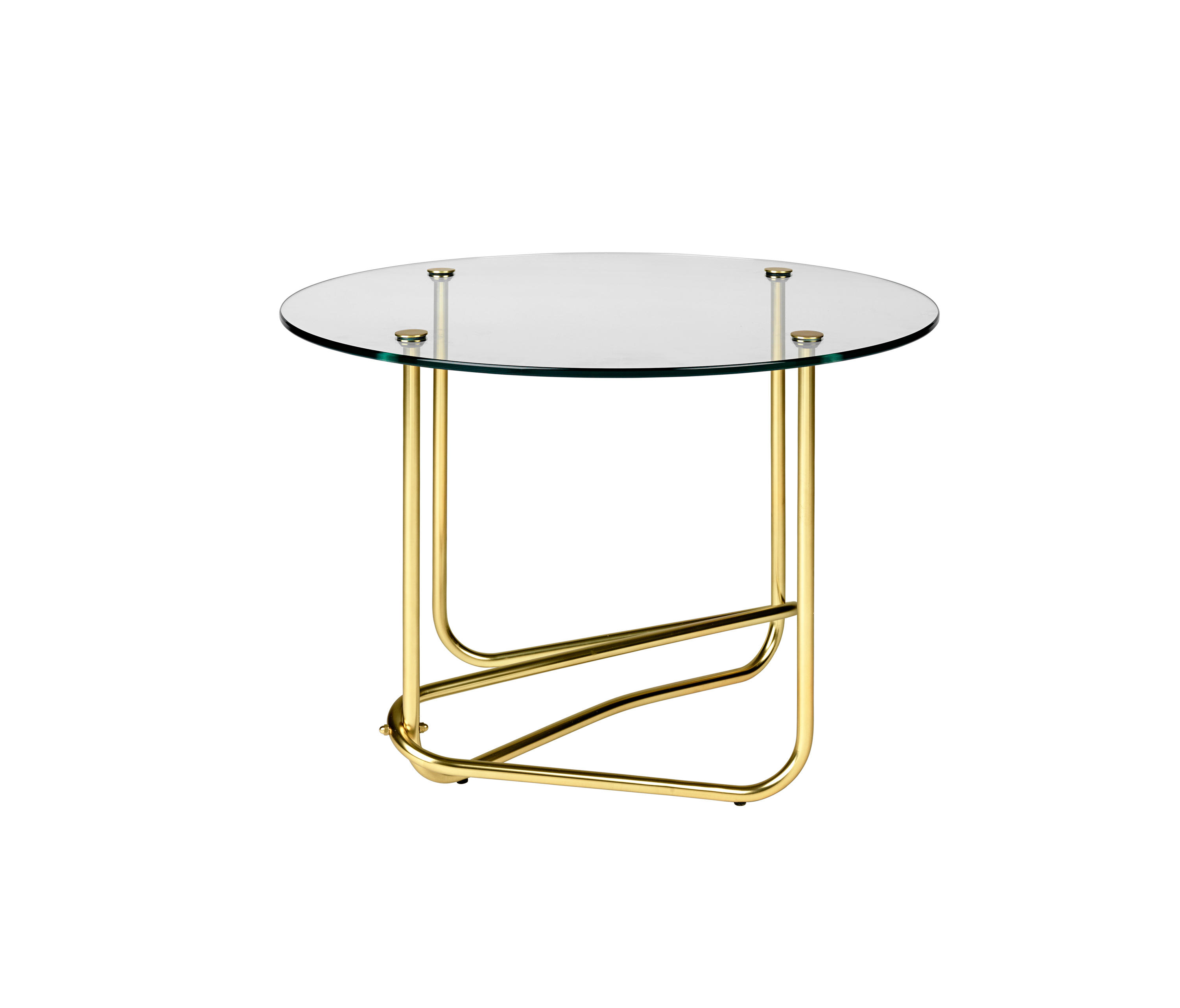 Habitat Herrmann Square Glass Coffee Table: MATÉGOT GLASS COFFEE TABLE