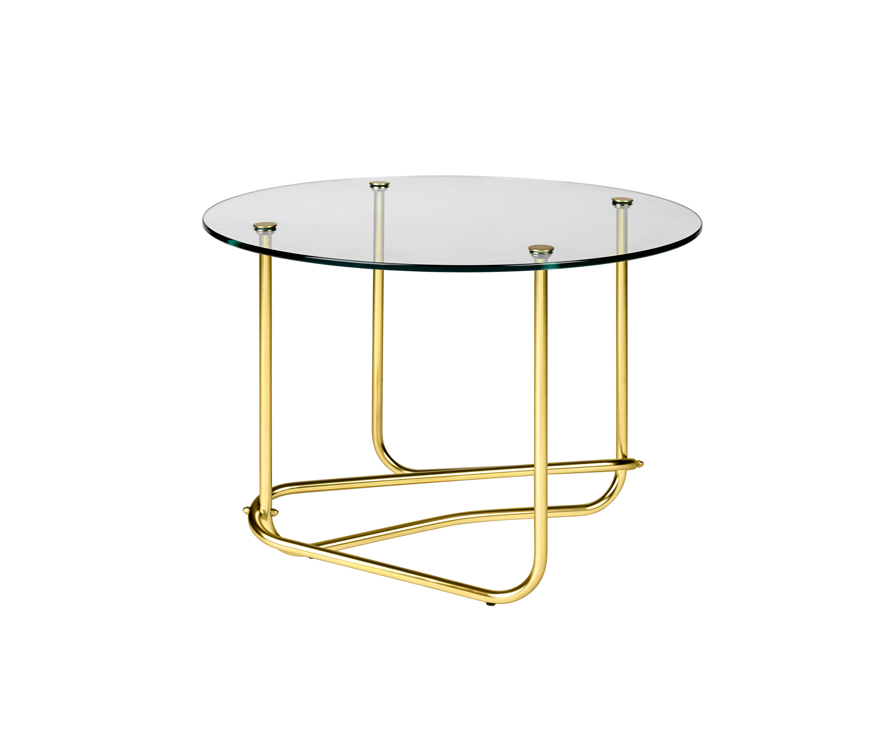 Matégot Glass Coffee Table By GUBI | Side Tables ...