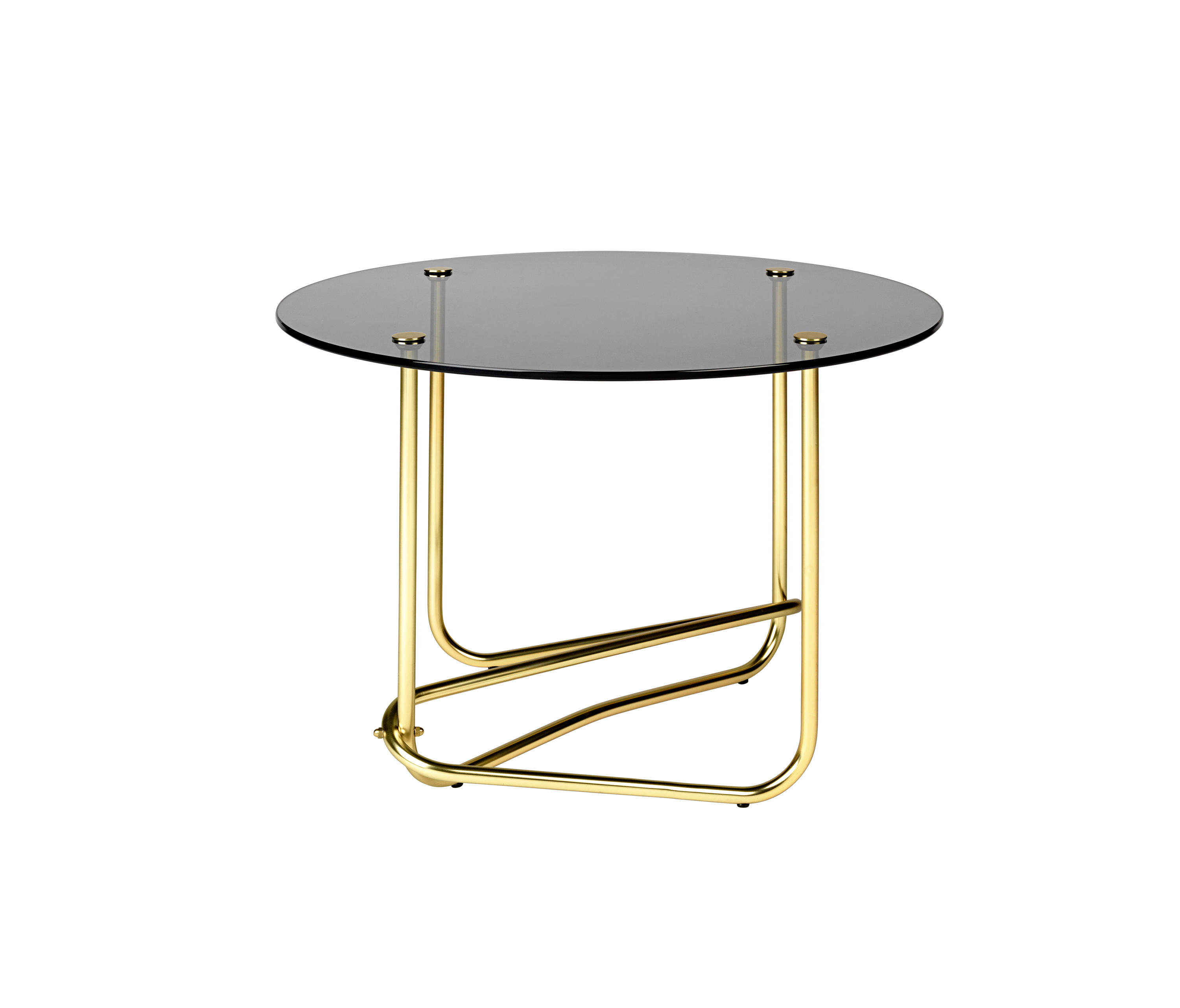 MATéGOT GLASS COFFEE TABLE Side tables from GUBI
