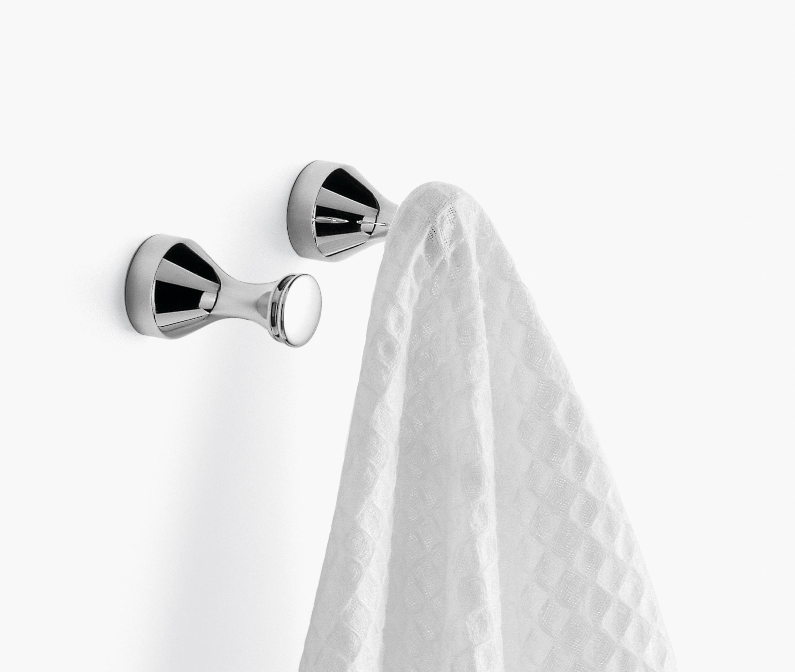 madison ganchos ganchos colgadores de dornbracht architonic. Black Bedroom Furniture Sets. Home Design Ideas