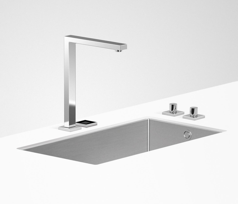eunit kitchen unit fonctionnelle lectronique viers de cuisine de dornbracht architonic. Black Bedroom Furniture Sets. Home Design Ideas