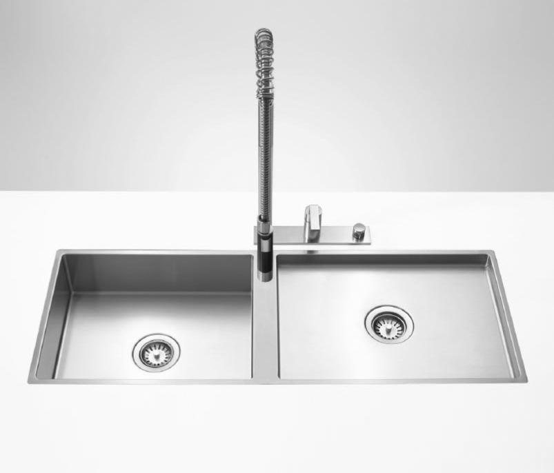 water units doppelbecken k chensp lbecken von. Black Bedroom Furniture Sets. Home Design Ideas