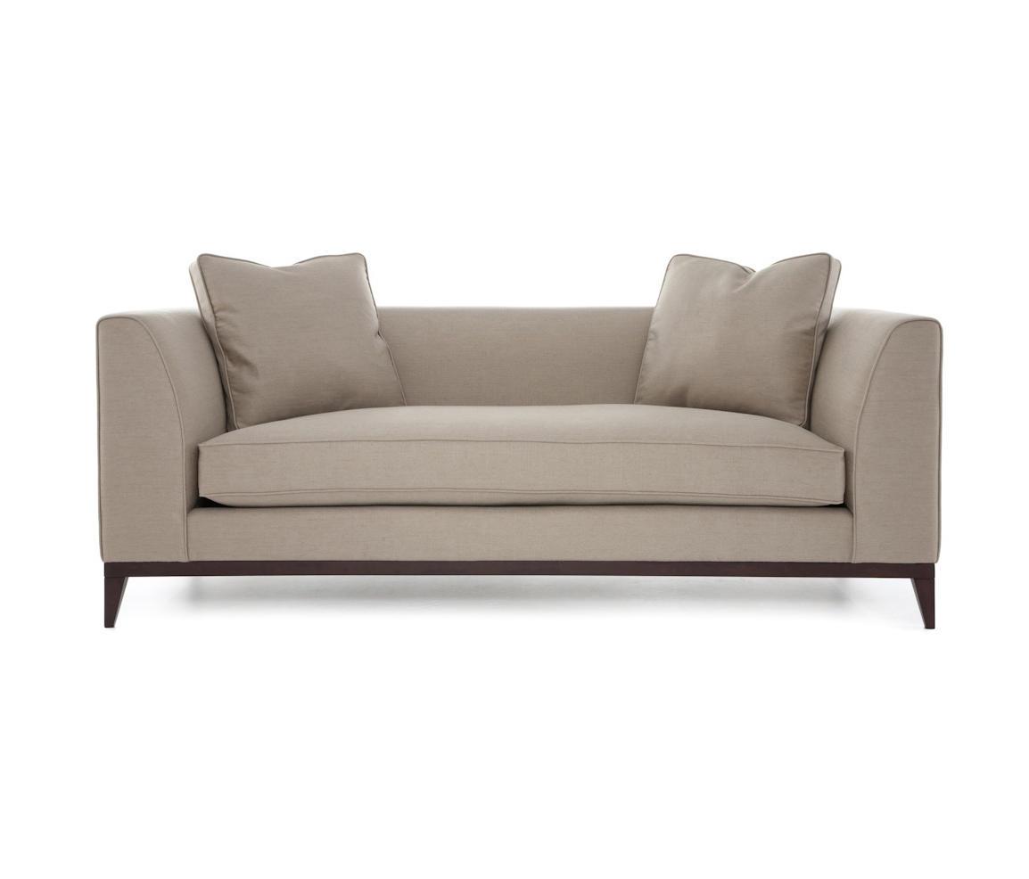 Sofa loveseat casual traditional carbon gray sofa for Sofa company