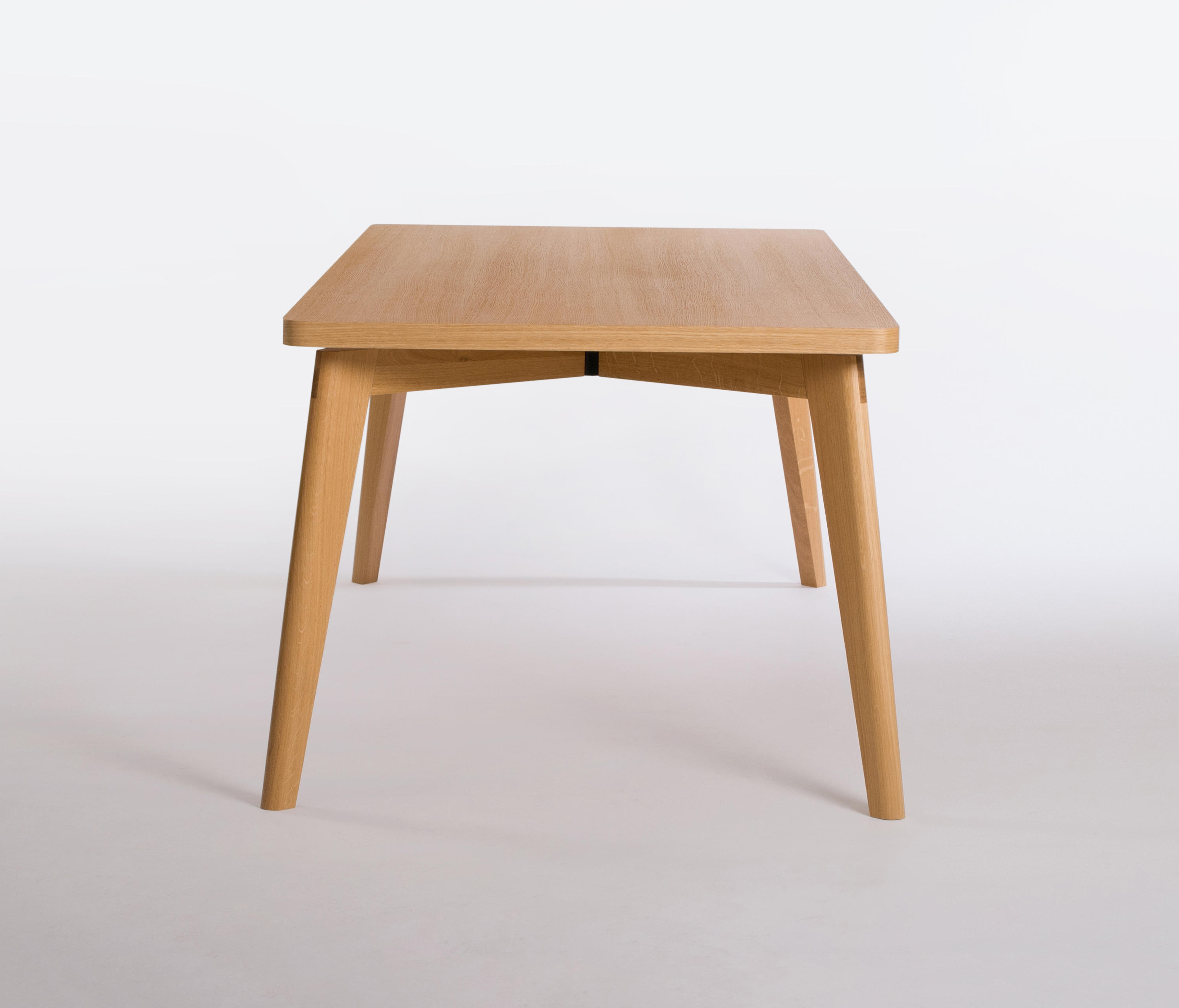 Private space dining table oak meeting room tables from for Table 52 private dining