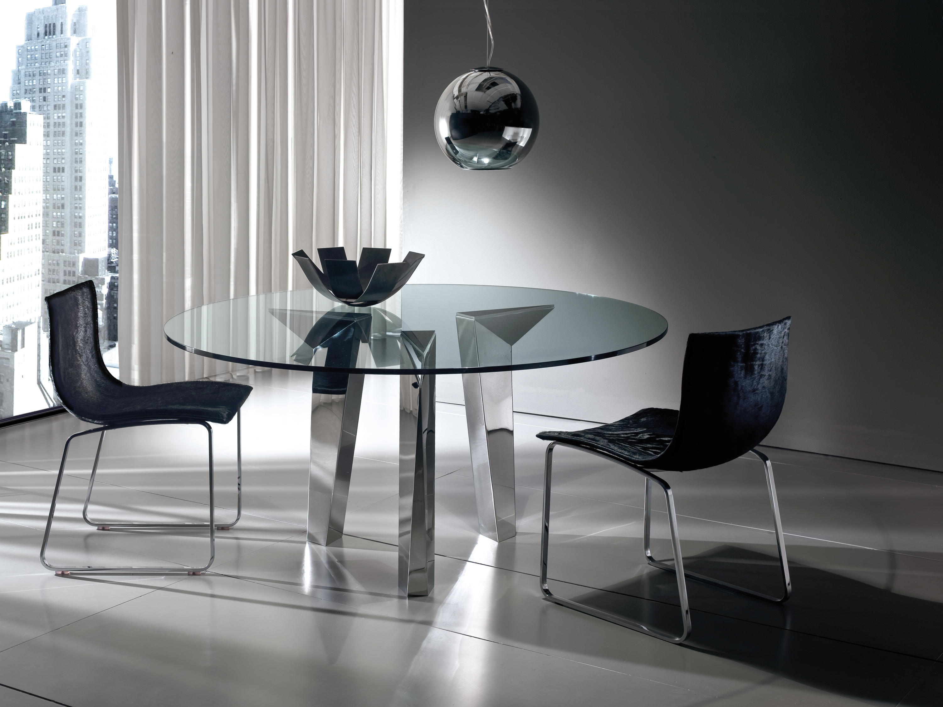 Mesh dining tables from i 4 mariani architonic for I 4 mariani