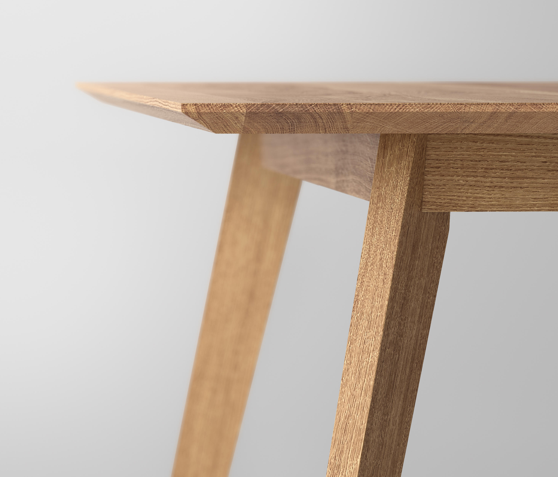 citius tisch restauranttische von vitamin design architonic. Black Bedroom Furniture Sets. Home Design Ideas
