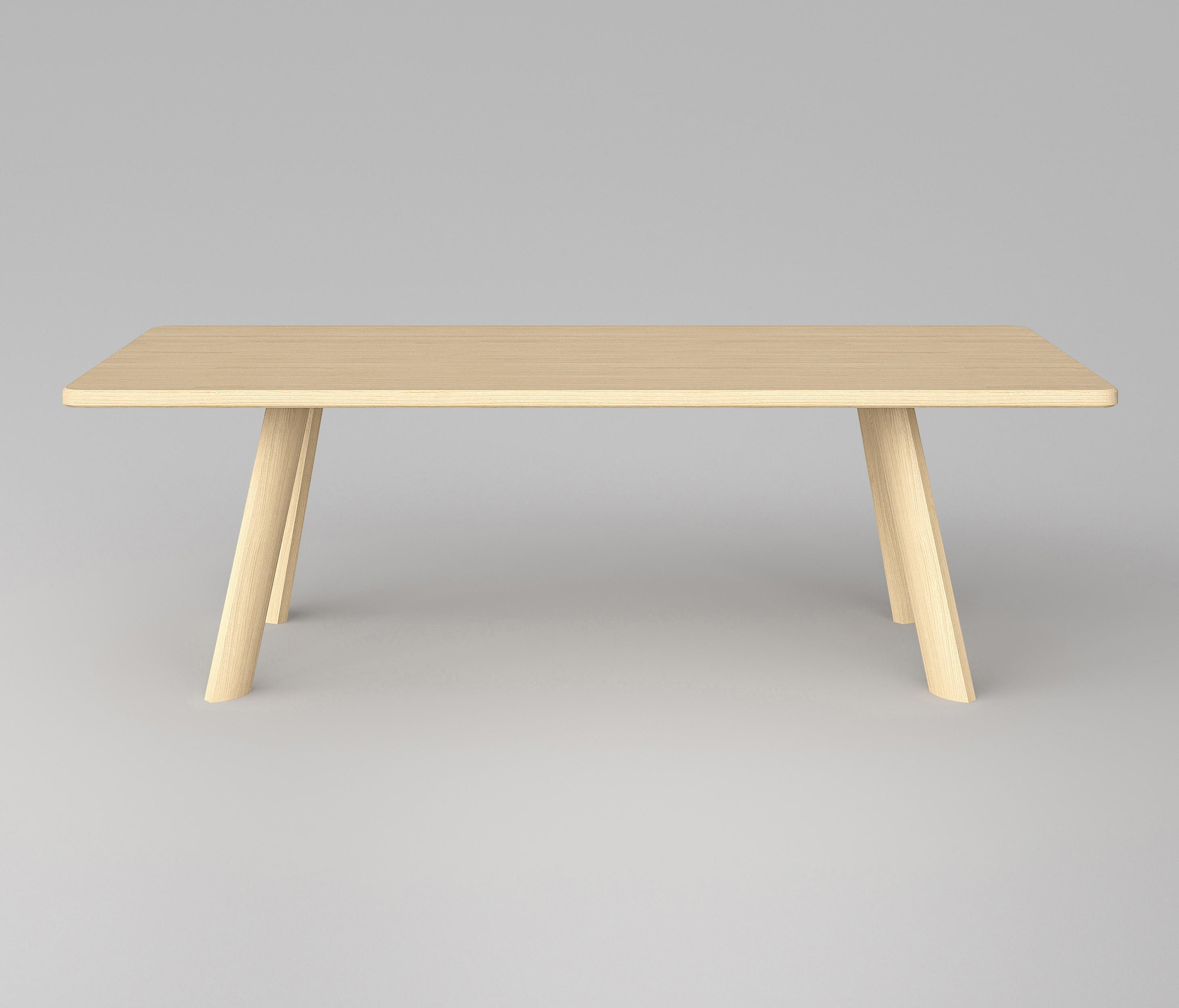 Largus tisch restauranttische von vitamin design for Tisch vitamin design