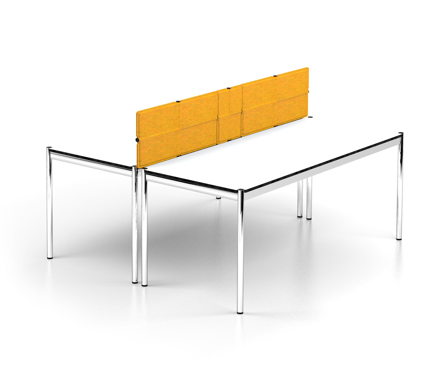 Charmant USM Privacy Panels By USM | Table Dividers ...