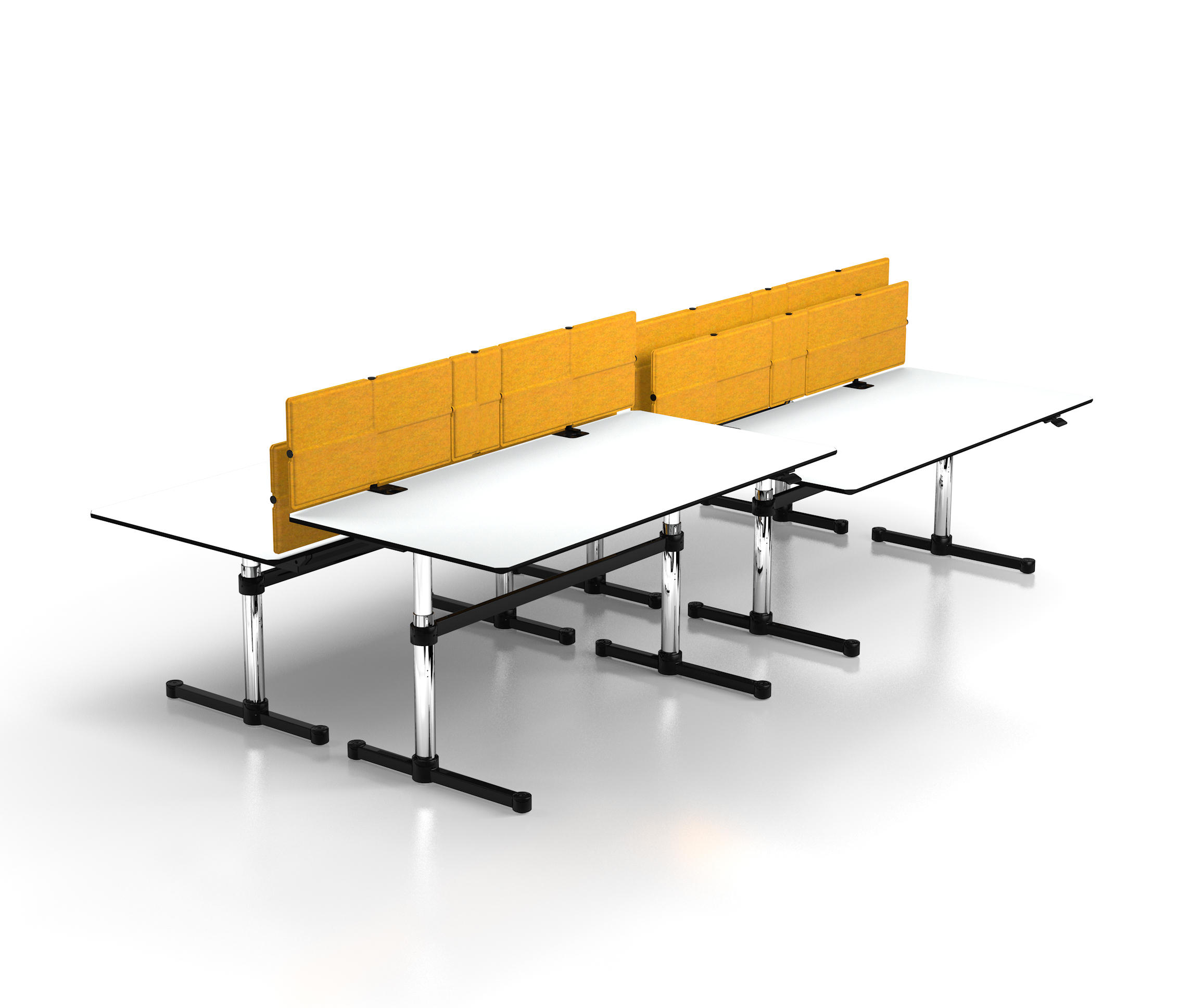 ... USM Privacy Panels By USM | Table Dividers ...