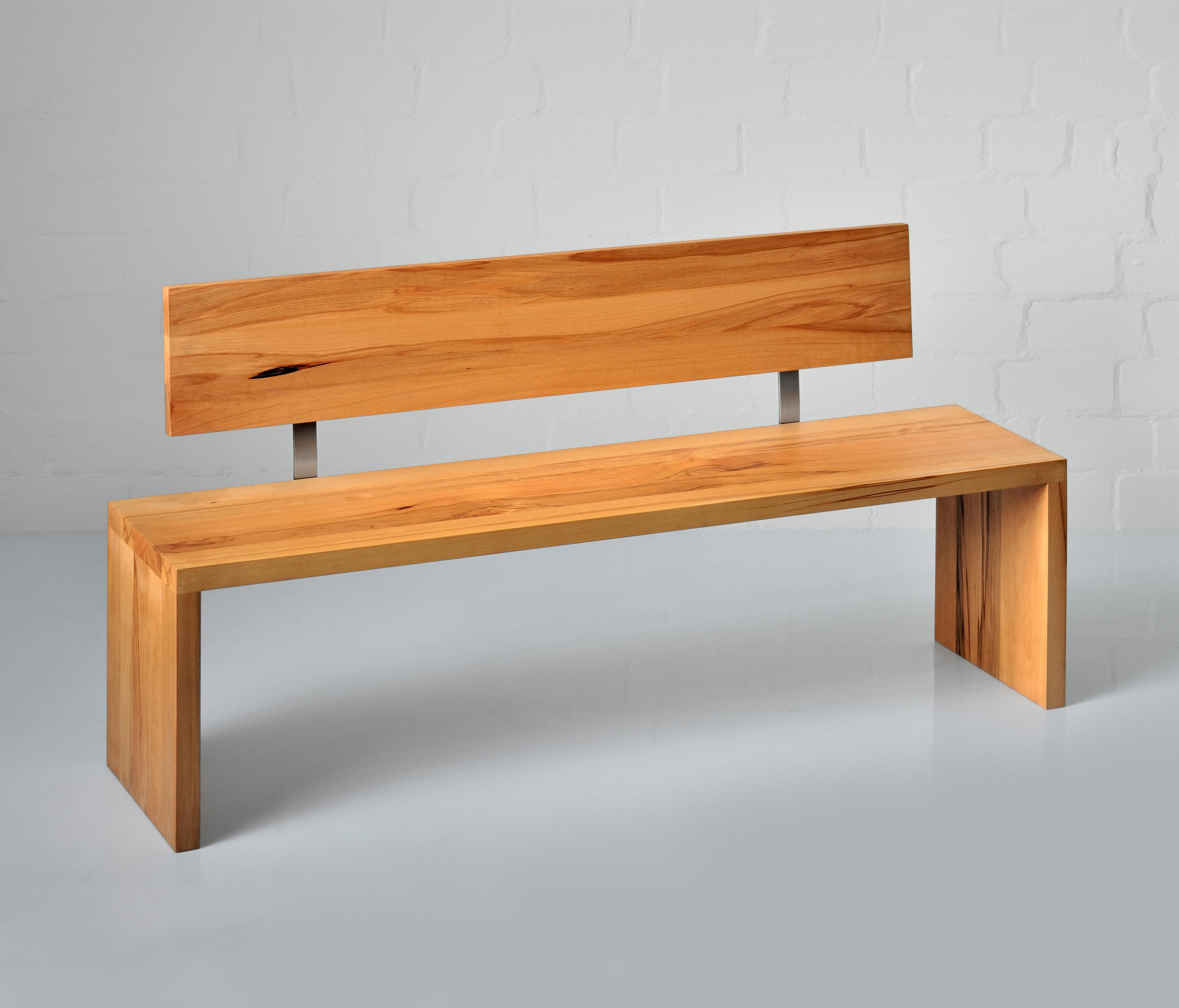 Mena Bench Benches From Vitamin Design Architonic