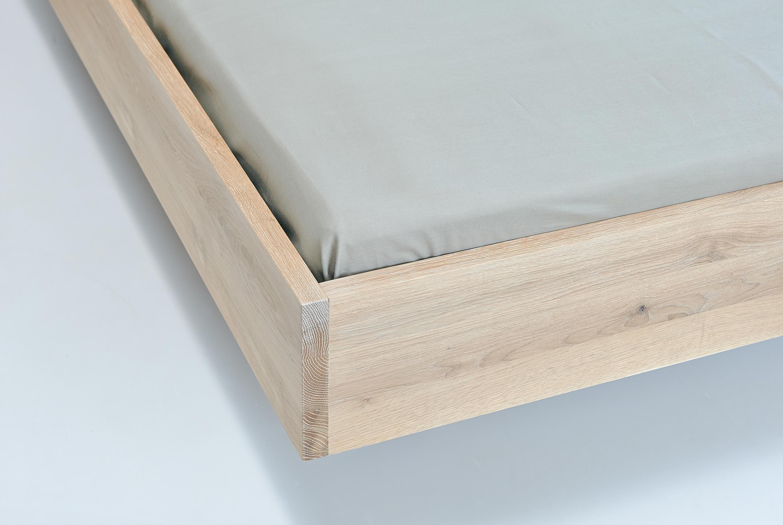 quadra bett doppelbetten von vitamin design architonic. Black Bedroom Furniture Sets. Home Design Ideas