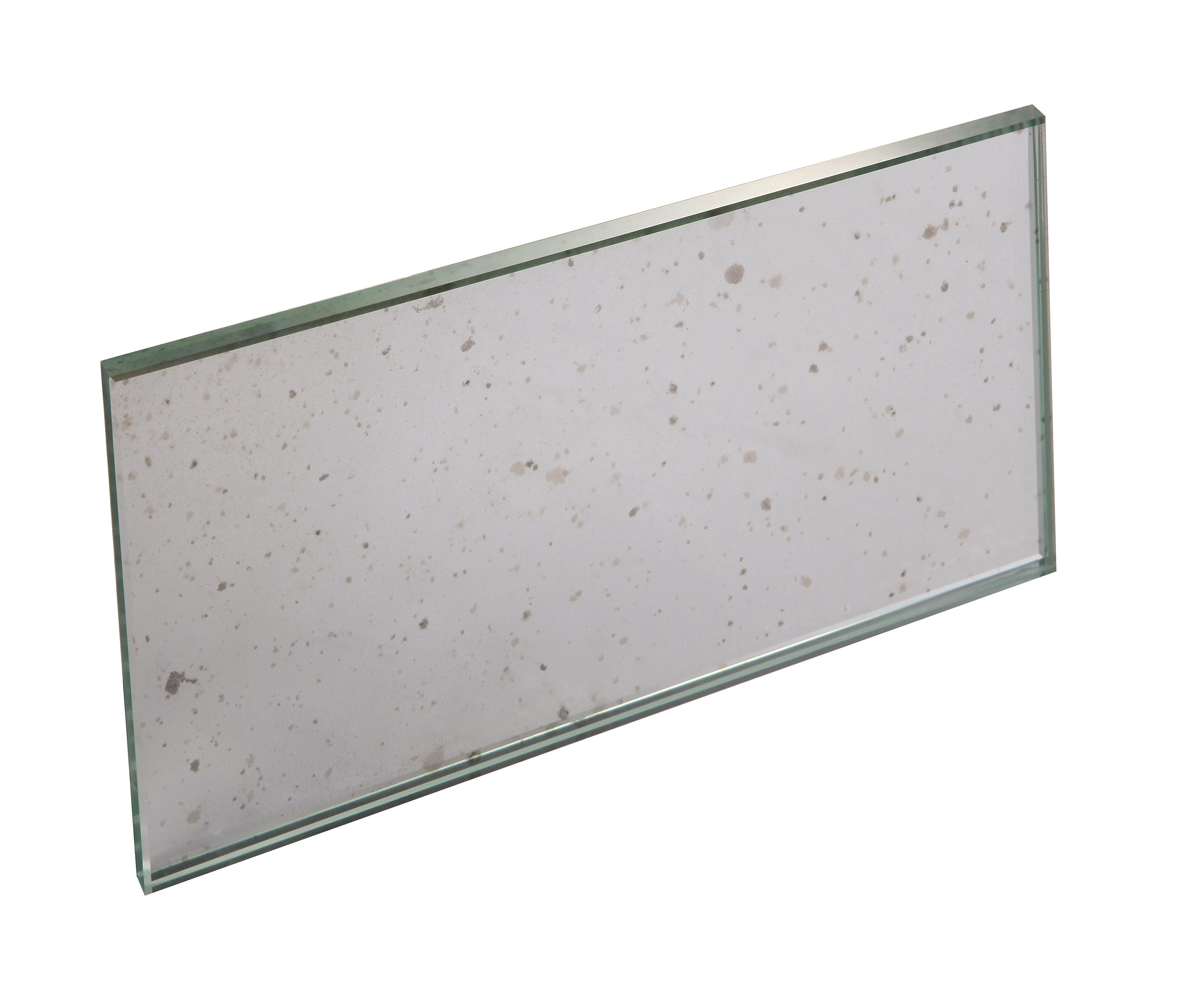 Tile Bianco E Nero 1 Glass Tiles From Antique Mirror Architonic