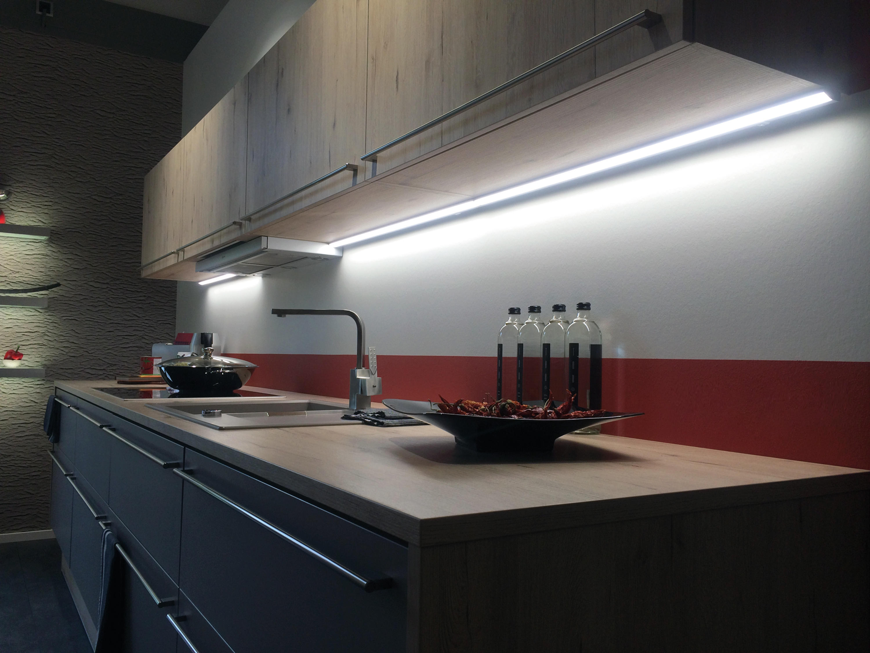 undermount cabinet lighting. LED ModuLite F | LED-lights Hera Undermount Cabinet Lighting