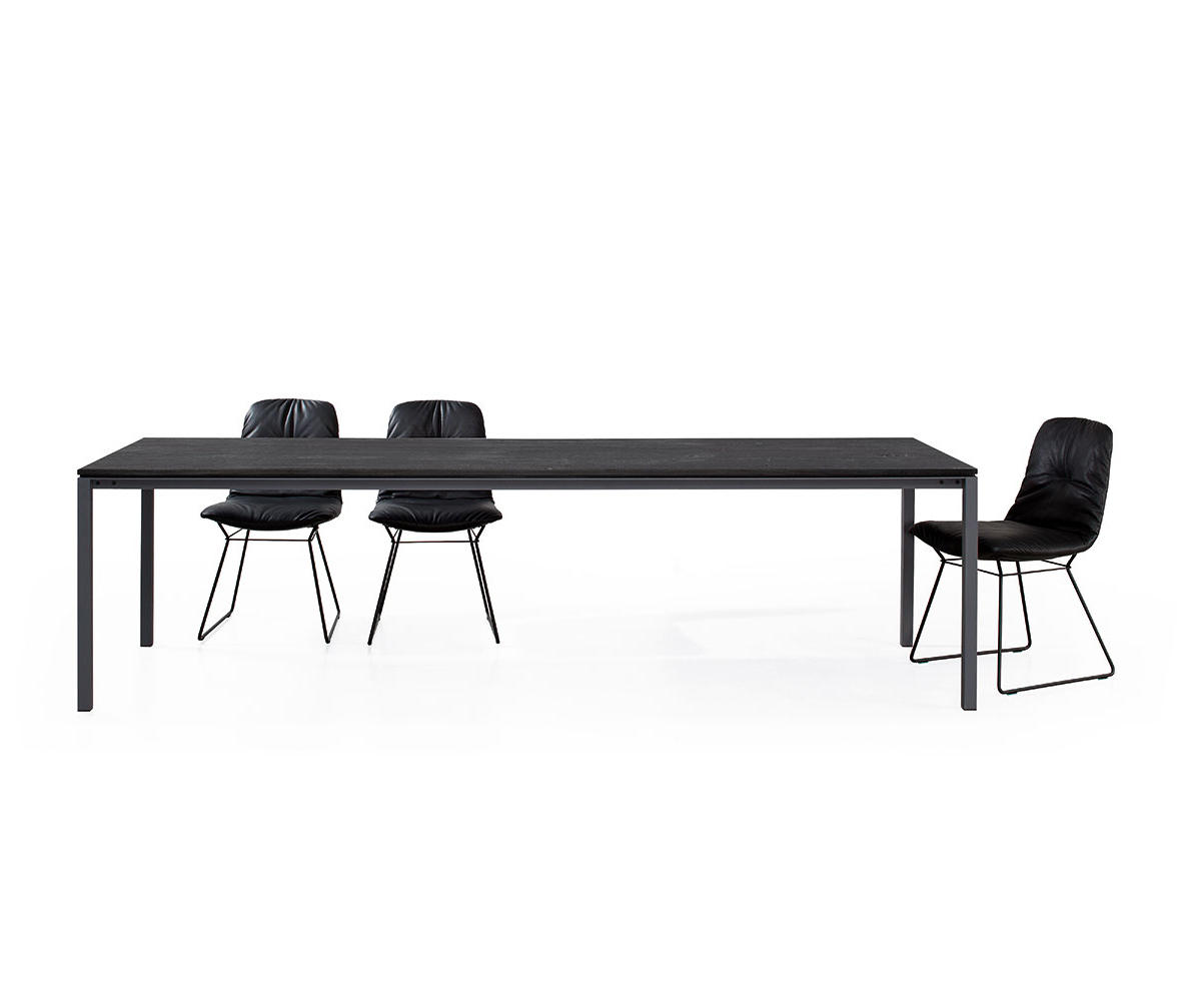 s 600 cpsdesign table individual desks from janua architonic. Black Bedroom Furniture Sets. Home Design Ideas