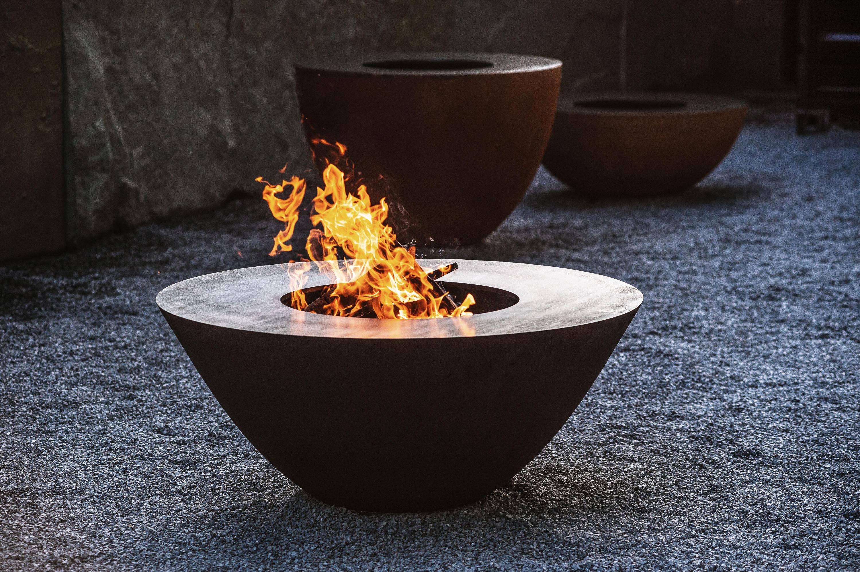 tulip gartenfeuerstellen von feuerring architonic. Black Bedroom Furniture Sets. Home Design Ideas