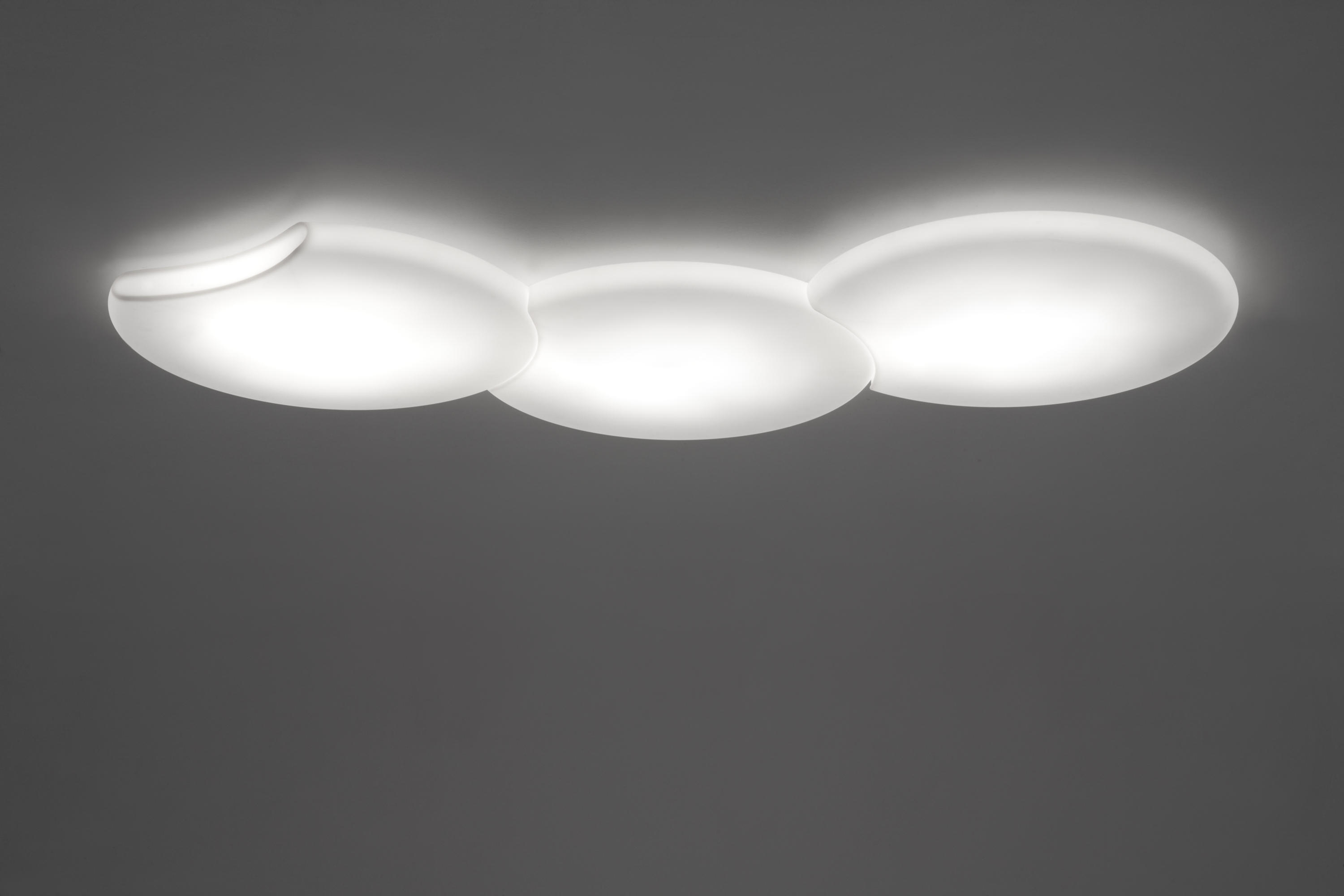 Moon ceiling lights from alma light architonic moon by alma light ceiling lights aloadofball
