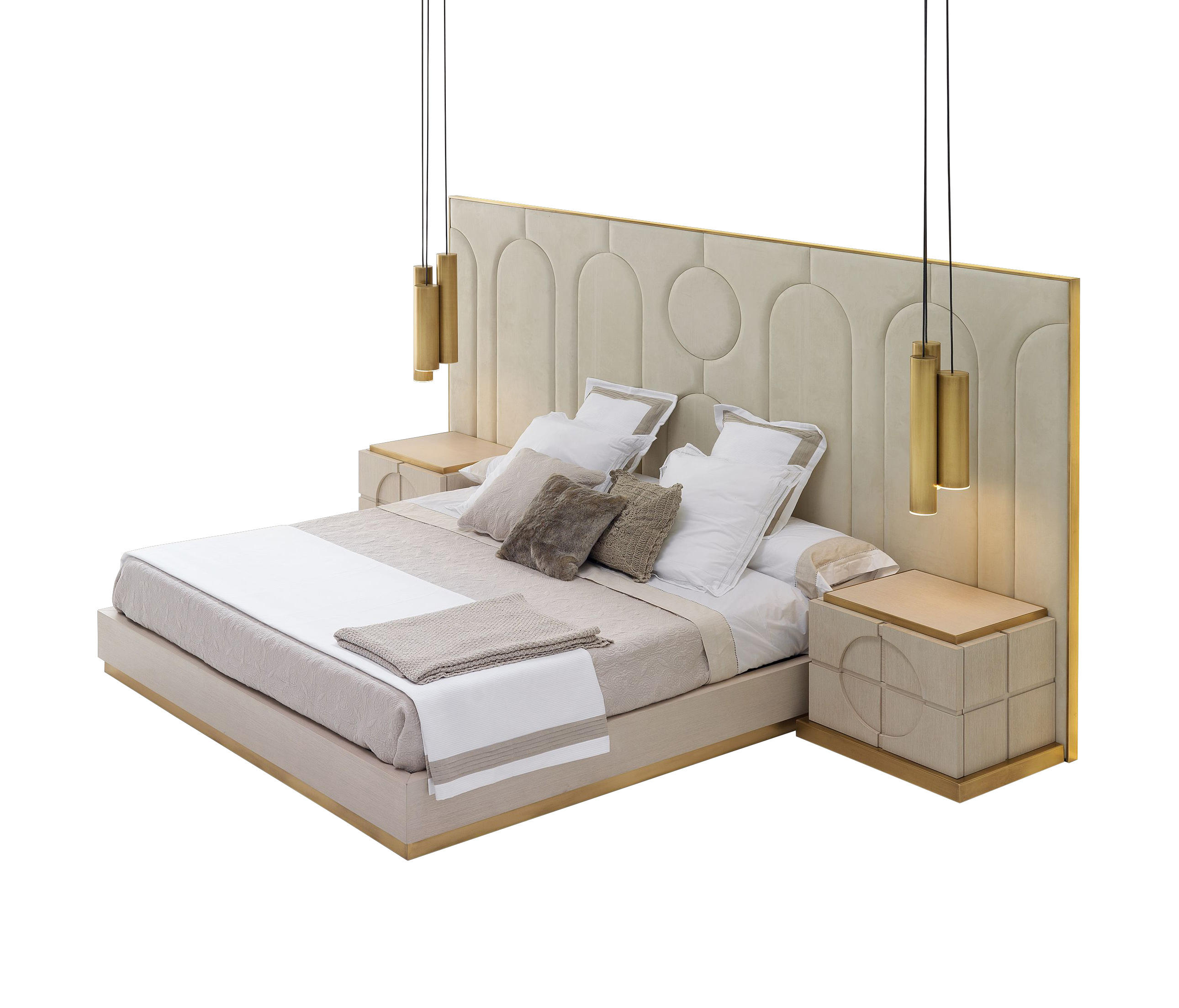 PARMA BED SET Double beds from MOBILFRESNO ALTERNATIVE