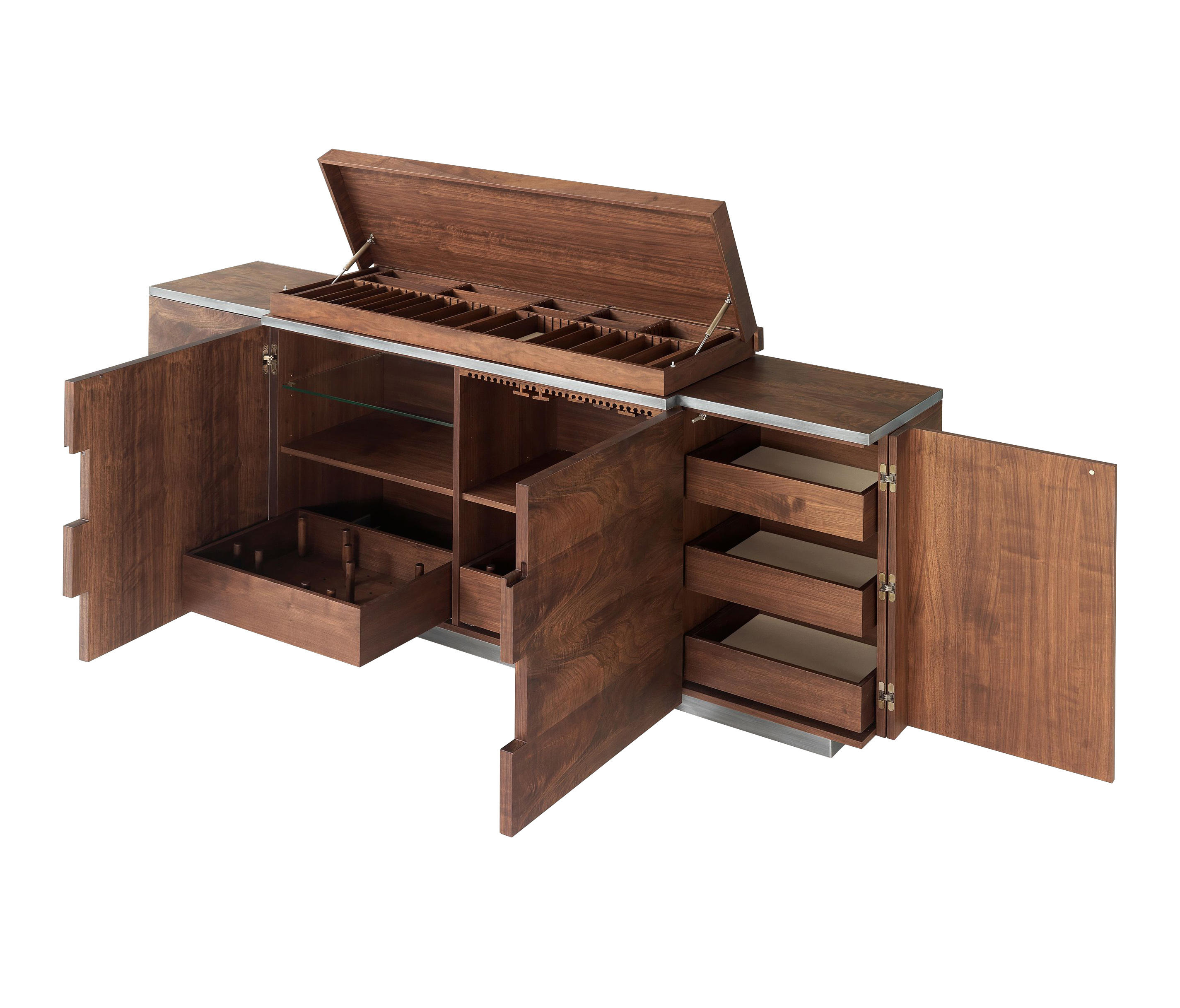 Attractive ... Unico Sideboard With Cutlery Drawer By MOBILFRESNO ALTERNATIVE |  Sideboards ...