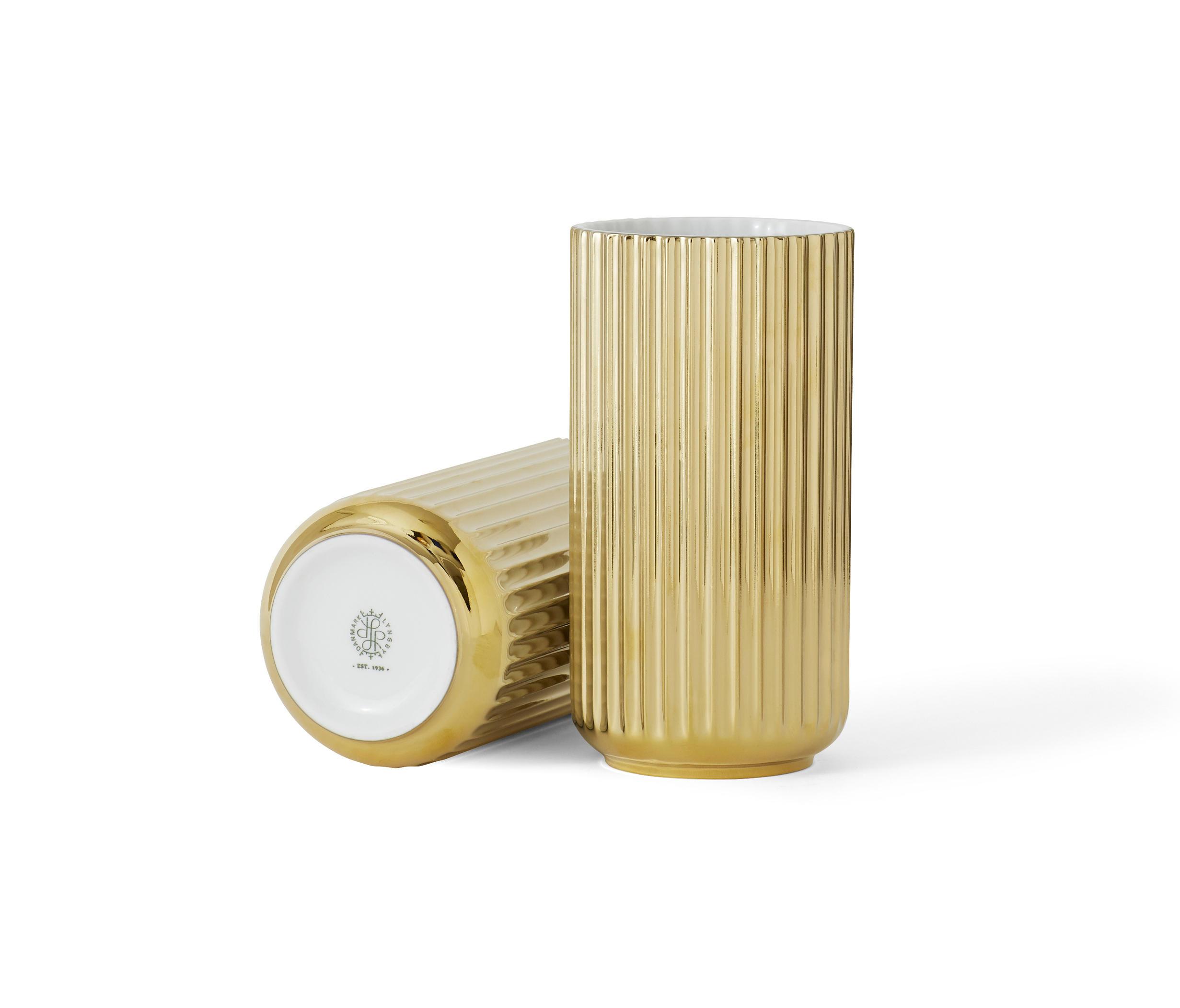lyngby vase porcelain vases from lyngby porcel n architonic. Black Bedroom Furniture Sets. Home Design Ideas
