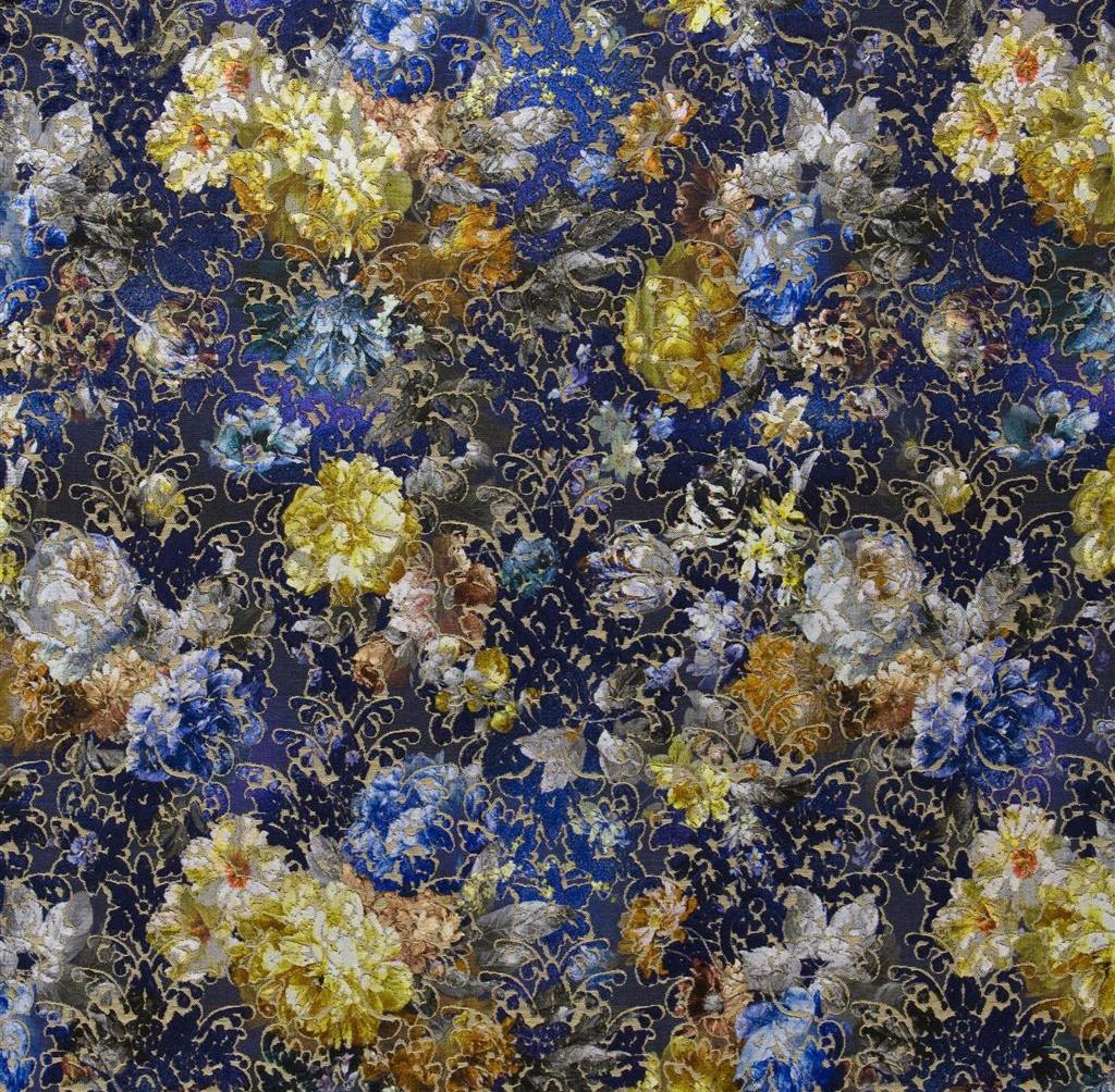 Zambelli fabrics zambelli cobalt tejidos para - Designers guild catalogo ...
