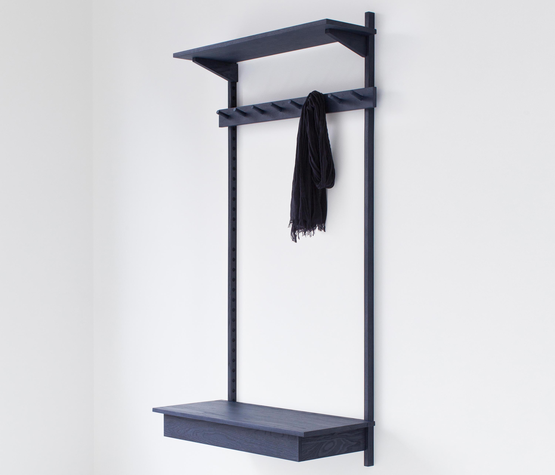 unit coat rack by stattmann neue moebel coat racks