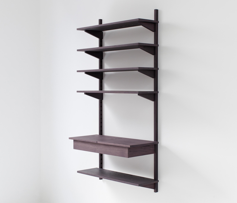 unit system regale von stattmann neue moebel architonic. Black Bedroom Furniture Sets. Home Design Ideas
