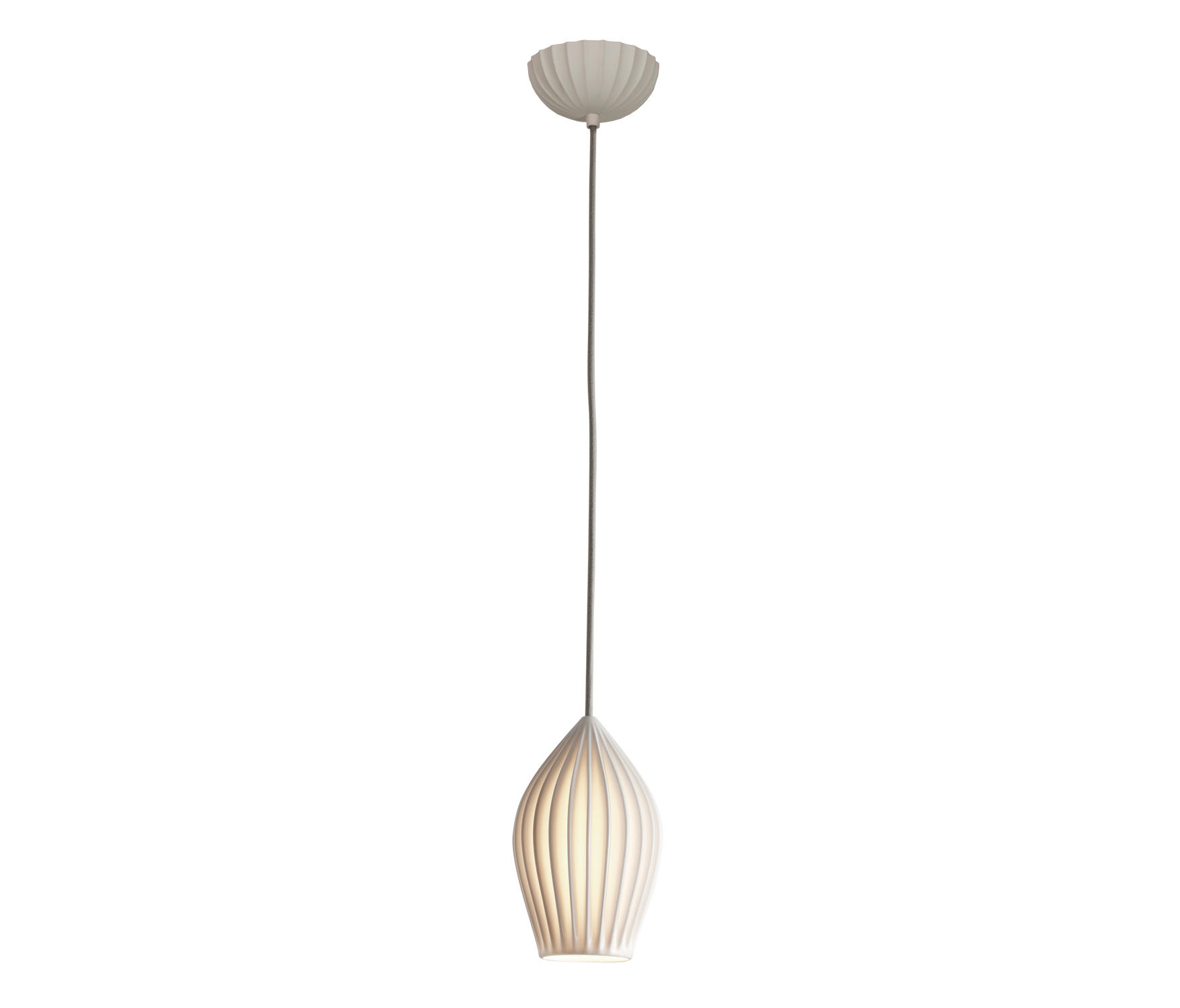 Fin Medium PendantSand Cable Suspensions Taupe Braided De And LSMpGUVqz