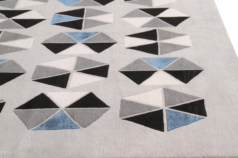 Gio ponti esagoni blue tappeti tappeti design amini architonic