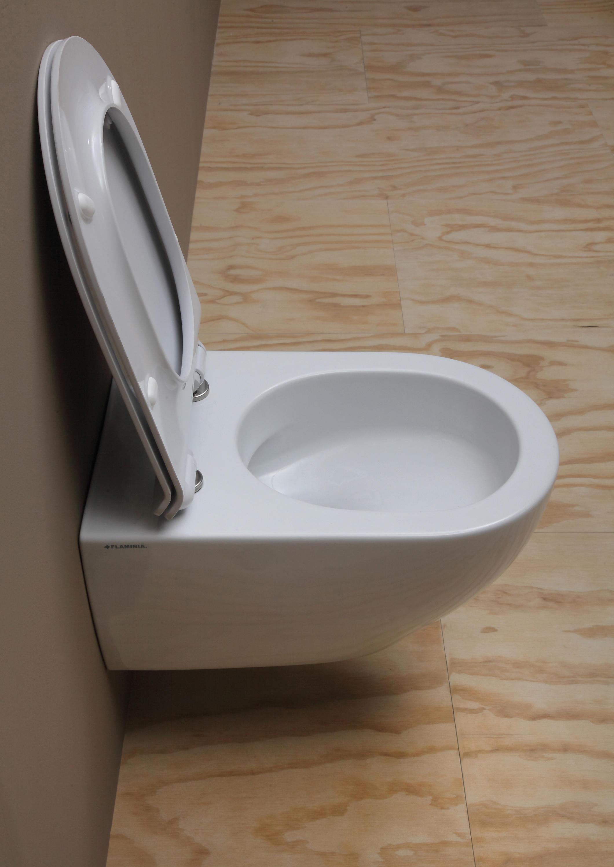 Mini Wc go clean app wc toilets from ceramica flaminia architonic