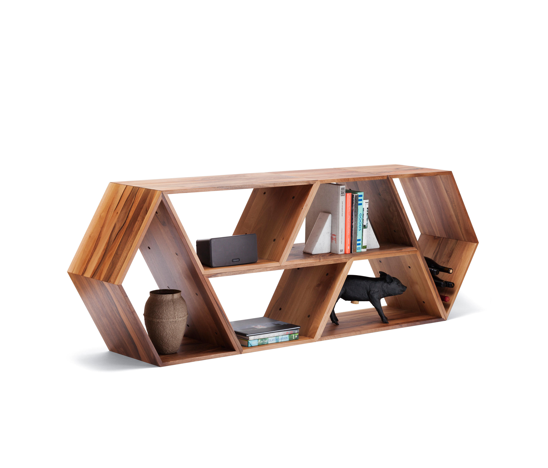 tetra regalmodule von made in ratio architonic. Black Bedroom Furniture Sets. Home Design Ideas