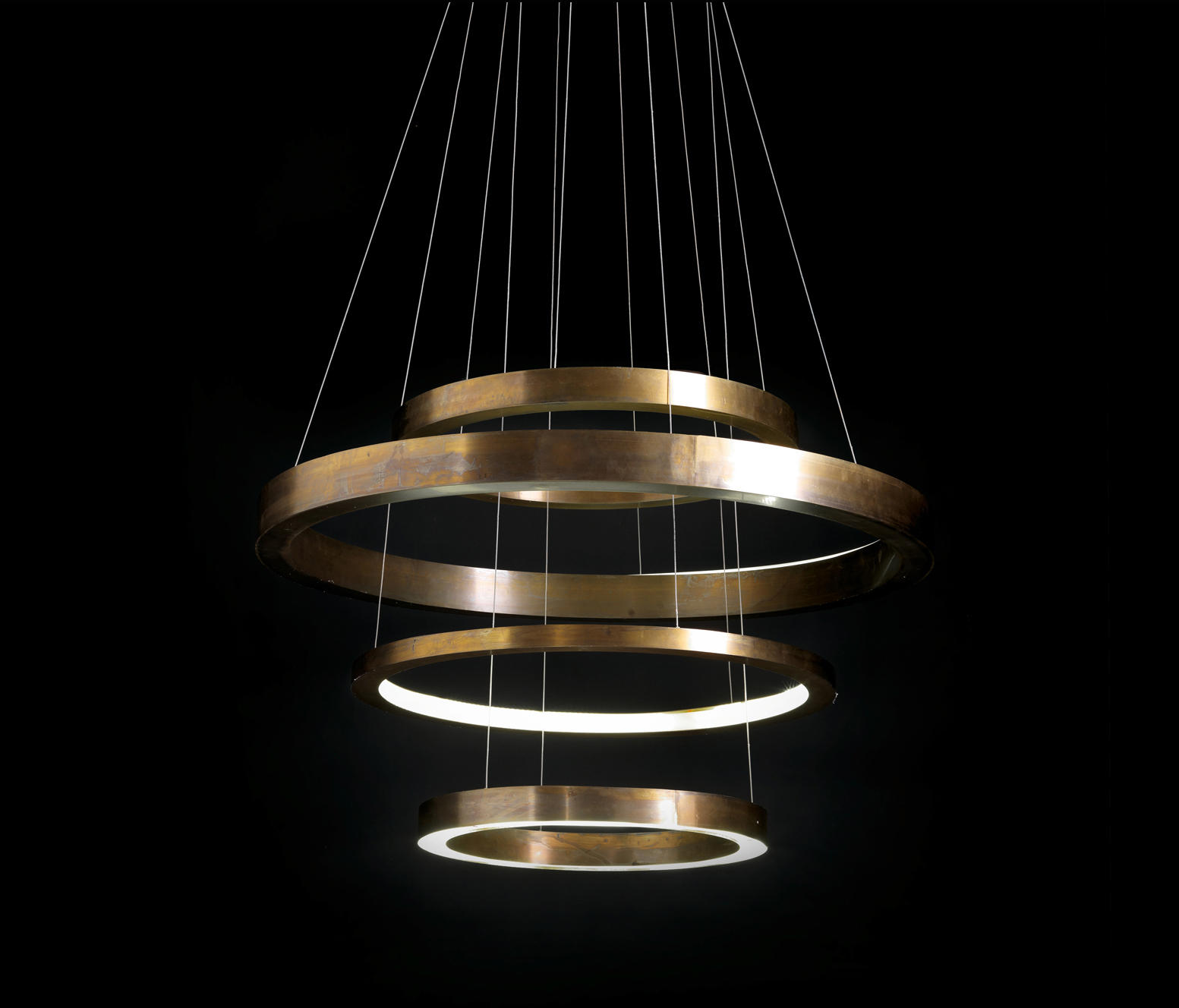 LIGHT RING MAXI - Suspended Lights From HENGE