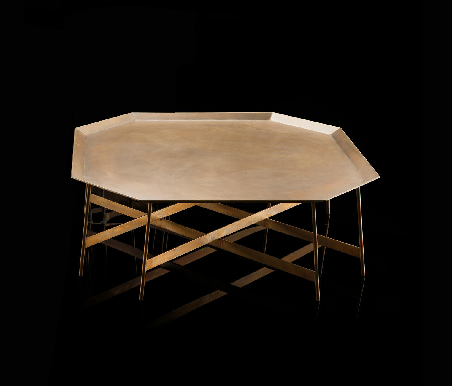 Charmant Octagon Table By HENGE | Coffee Tables