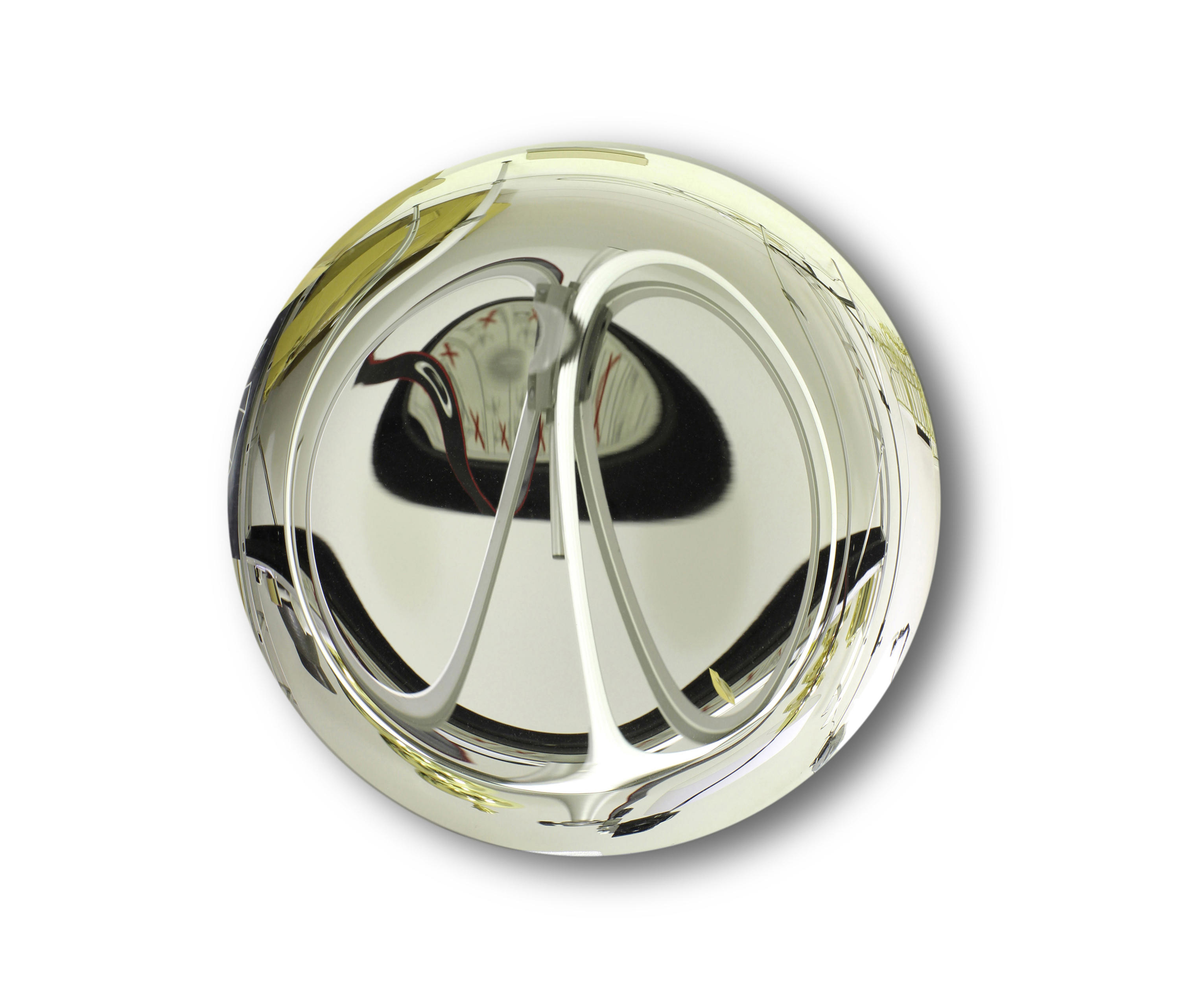 Oracle silver concave mirror mirrors from martin huxford for Concave mirror