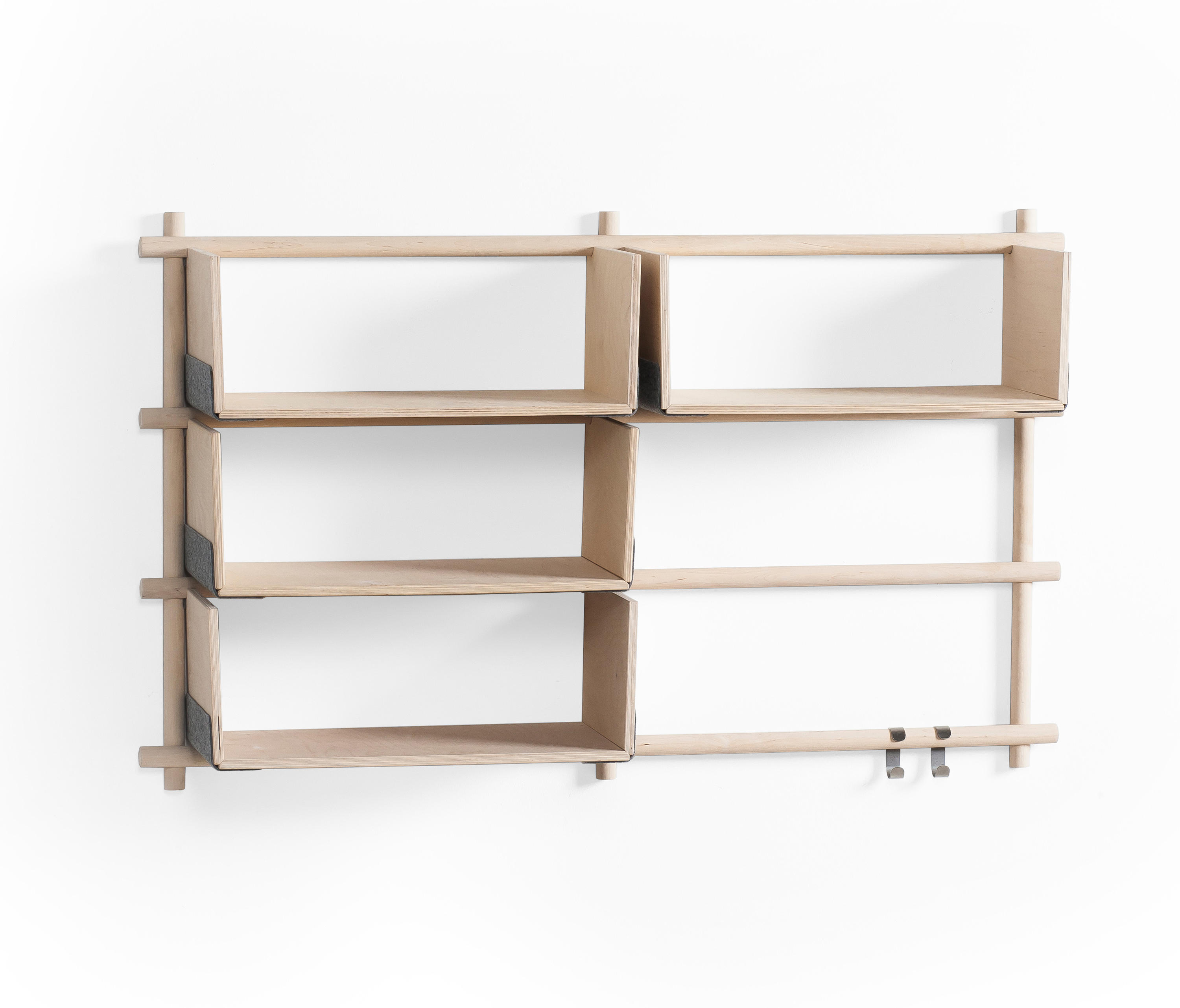 Foldin Fin23 Shelving From Emko Architonic