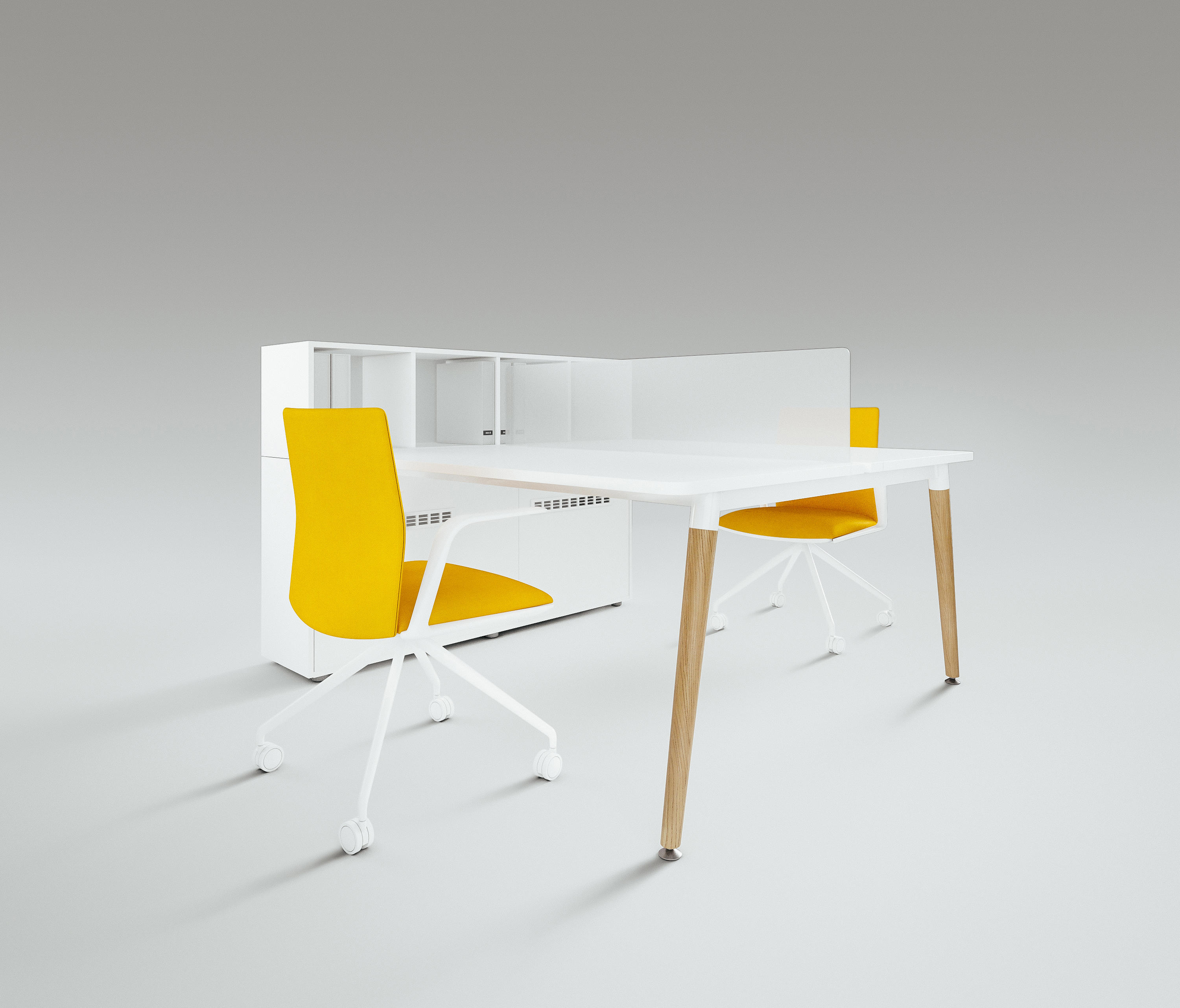 hala yellow light or by wall desk zeist