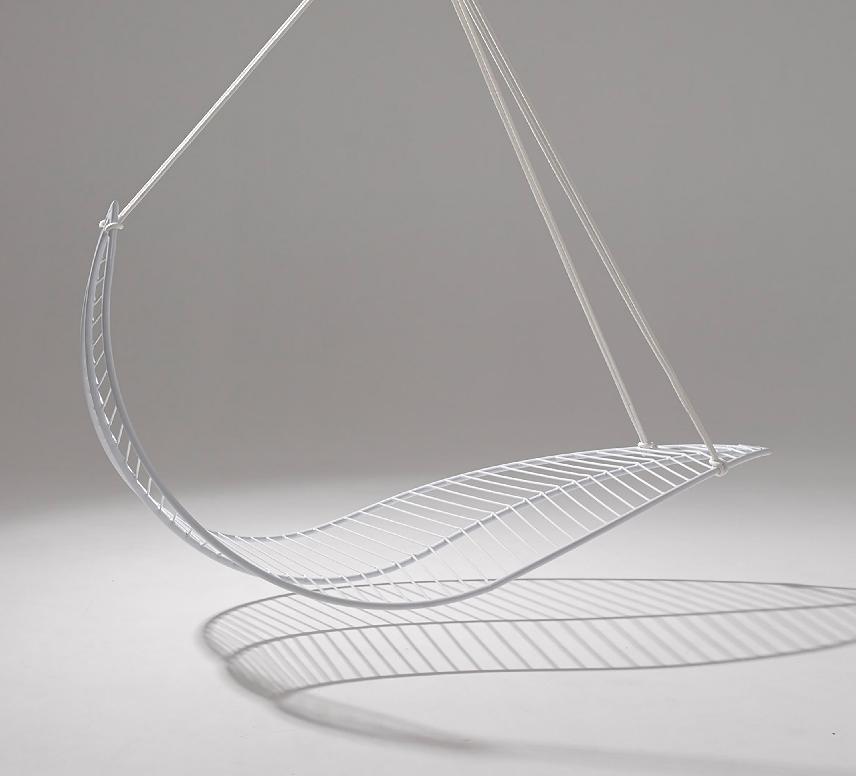 Leaf Hanging Swing Chair Swings From Studio Stirling