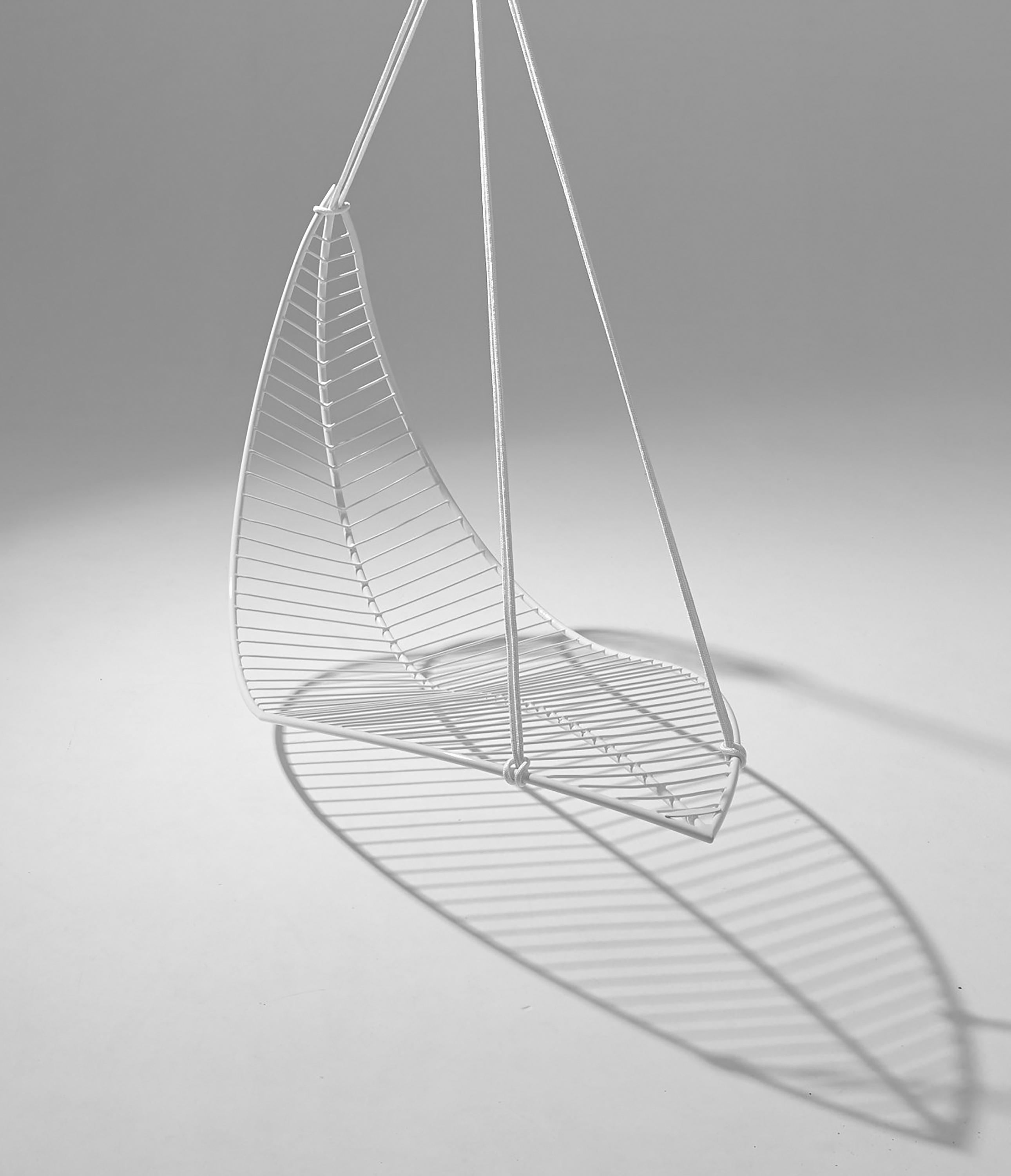 Leaf Hanging Swing Chair By Studio Stirling | Garden Chairs ...