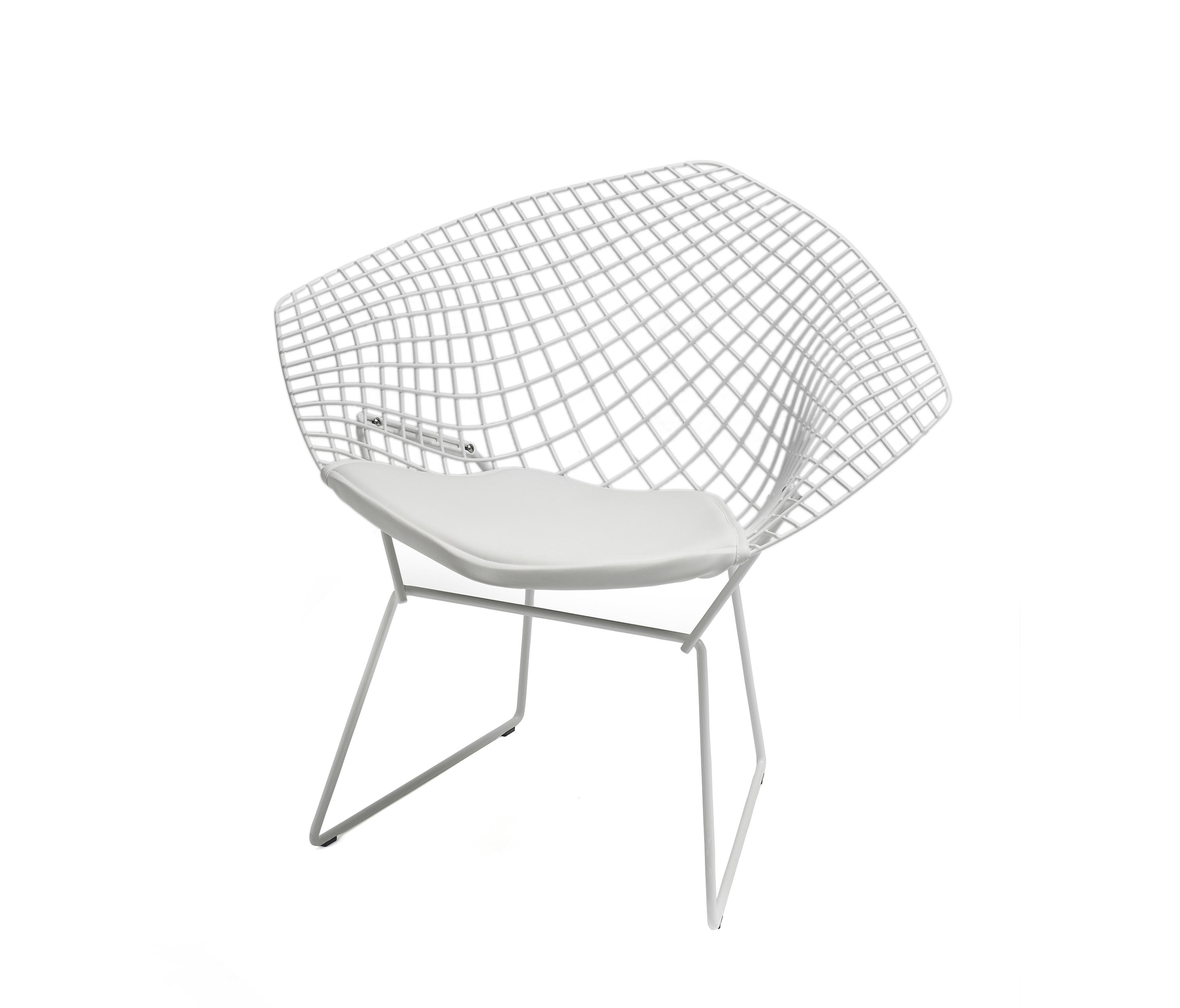 bertoia diamond chair outdoor garden armchairs from knoll international architonic. Black Bedroom Furniture Sets. Home Design Ideas