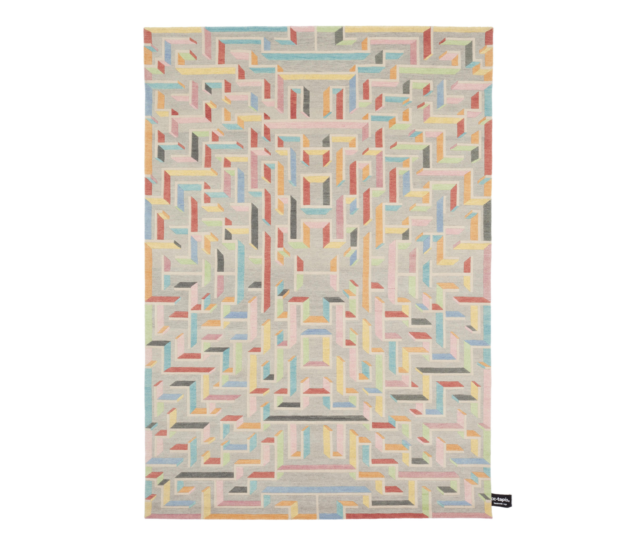 Lost In The Fifties Faded Rugs From Cc Tapis Architonic