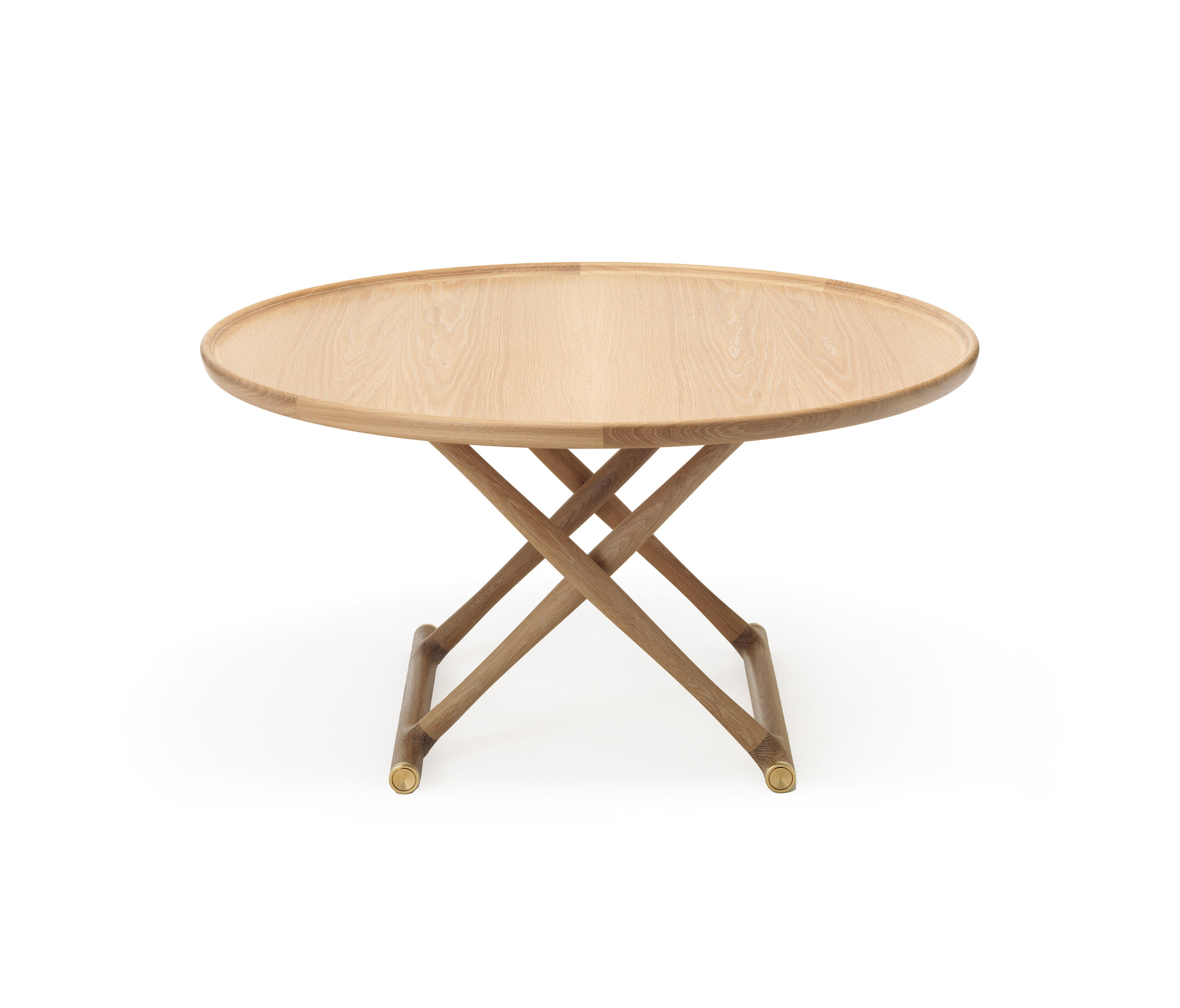THE EGYPTIAN TABLE Coffee tables from Carl Hansen & S¸n