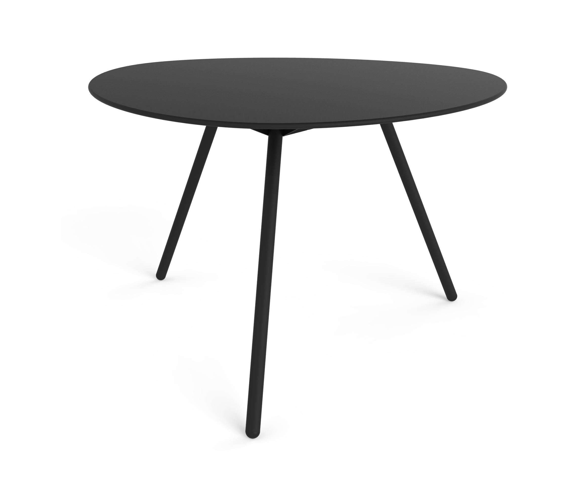 Dine A Lowha D120 H75 Dinner Table Architonic