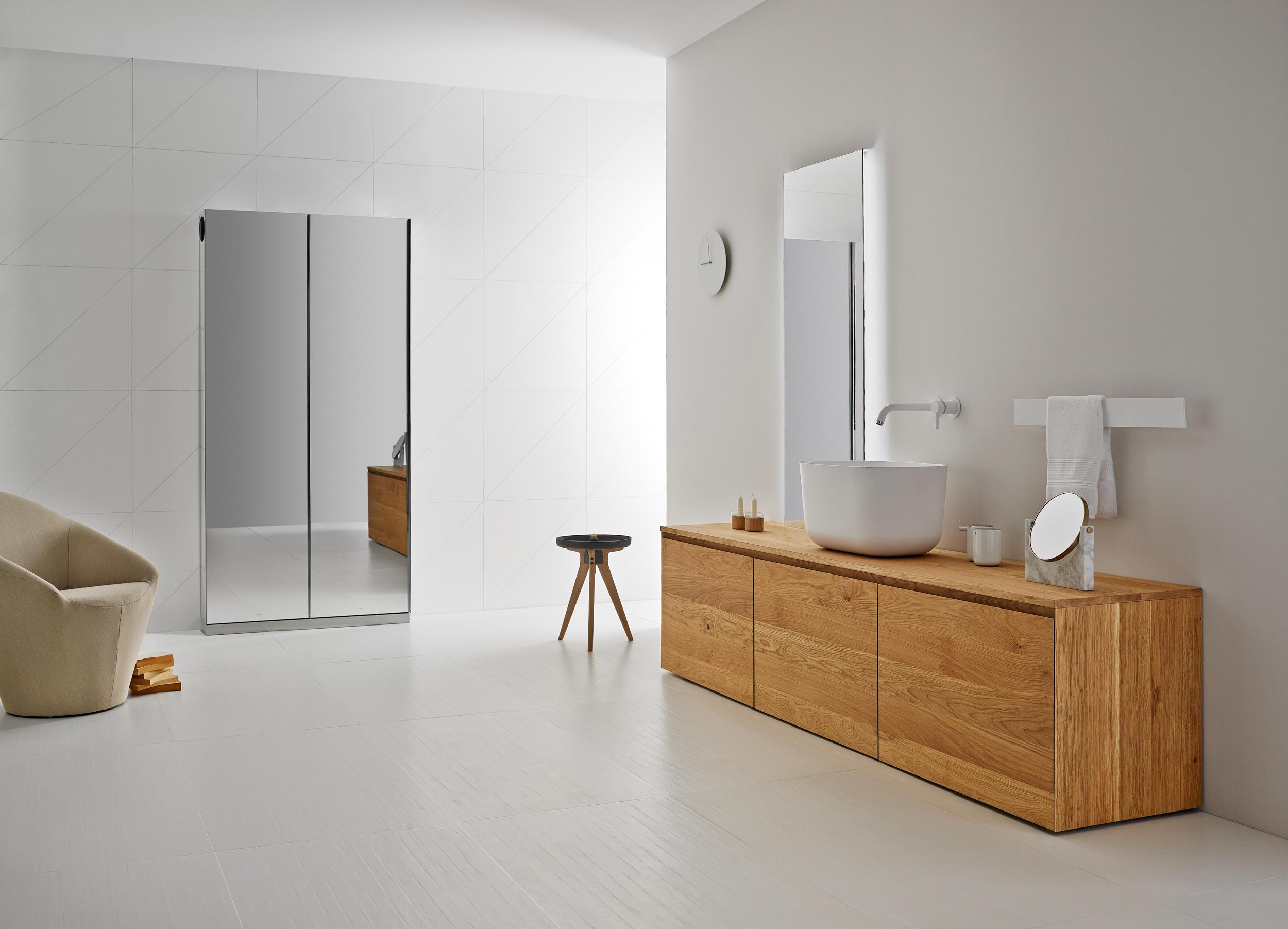 Strato Bathroom Furniture Set 07 Vanity Units From Inbani Architonic