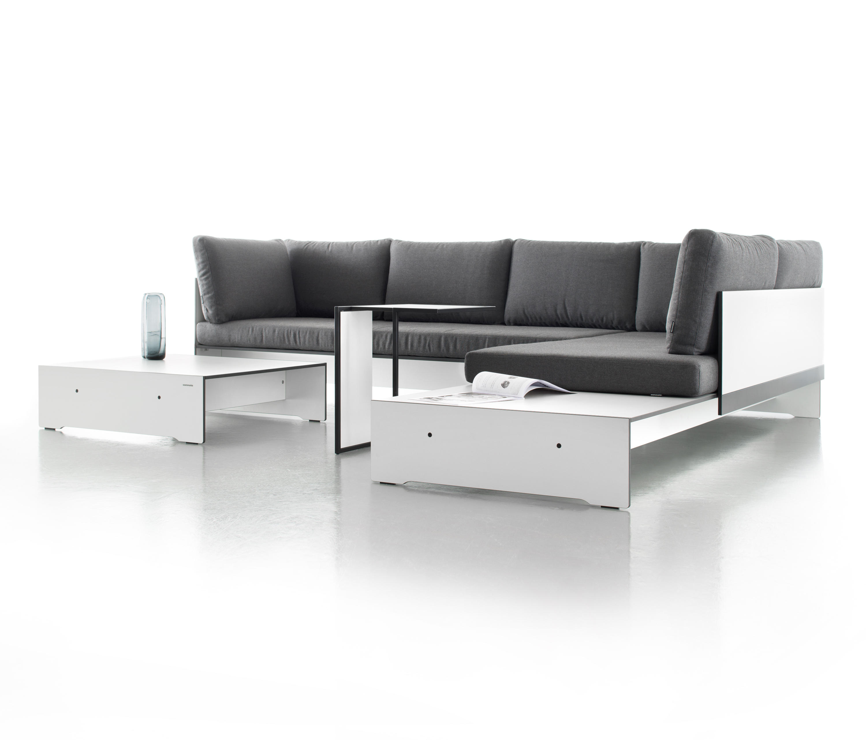 riva lounge kombination e gartensofas von conmoto architonic. Black Bedroom Furniture Sets. Home Design Ideas