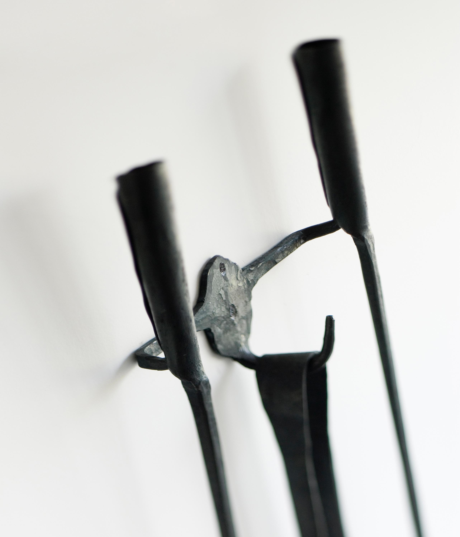 a ferro e fuoco firetool fire tools from conmoto. Black Bedroom Furniture Sets. Home Design Ideas
