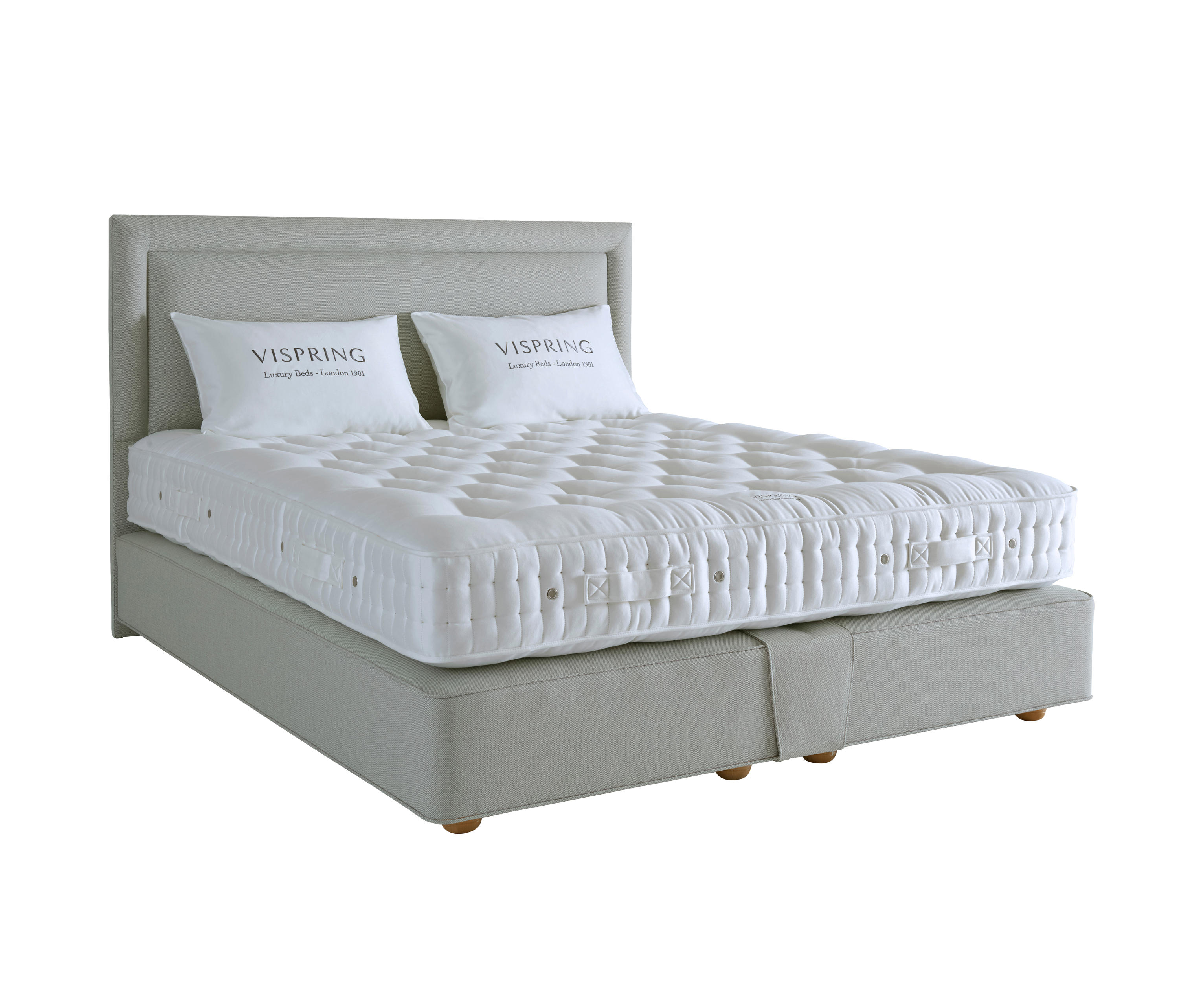 BARONET SUPERB - Double beds from Vispring   Architonic